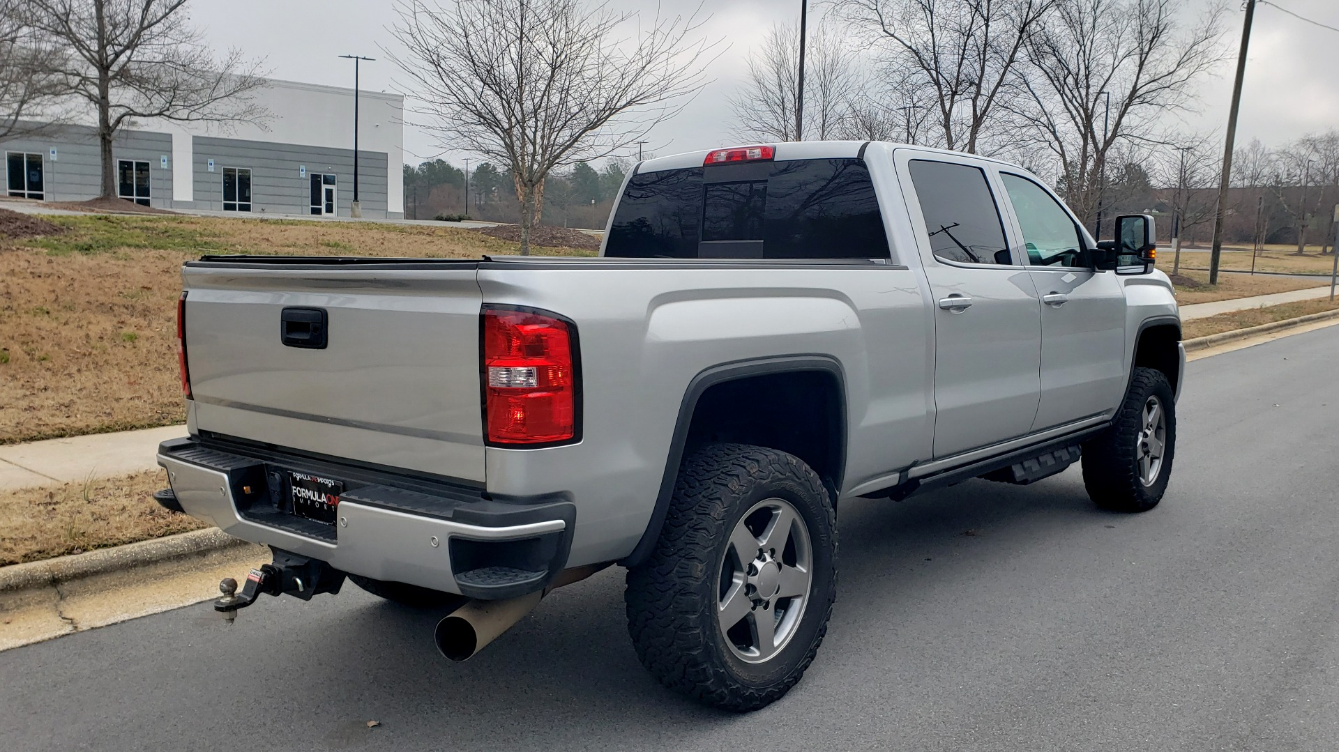 Used 2018 GMC SIERRA 2500HD DENALI 4X4 CREWCAB / 6.6L DURAMAX PLUS / NAV / SUNROOF / REARVIEW for sale $61,999 at Formula Imports in Charlotte NC 28227 7