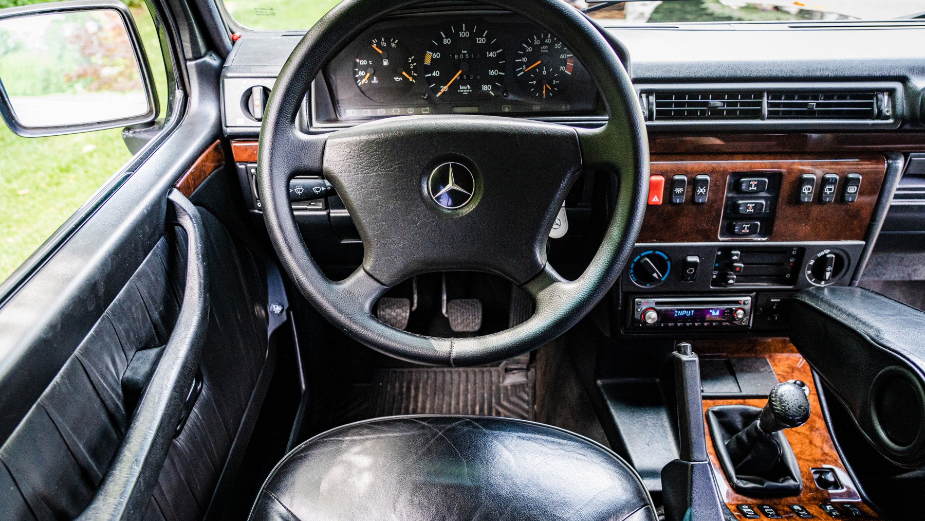 Used 1993 Mercedes-Benz 300GE 5-SPD MAN / 3.0L IN-LINE SIX 168HP / 4X4 / RUNS GREAT! for sale Call for price at Formula Imports in Charlotte NC 28227 28