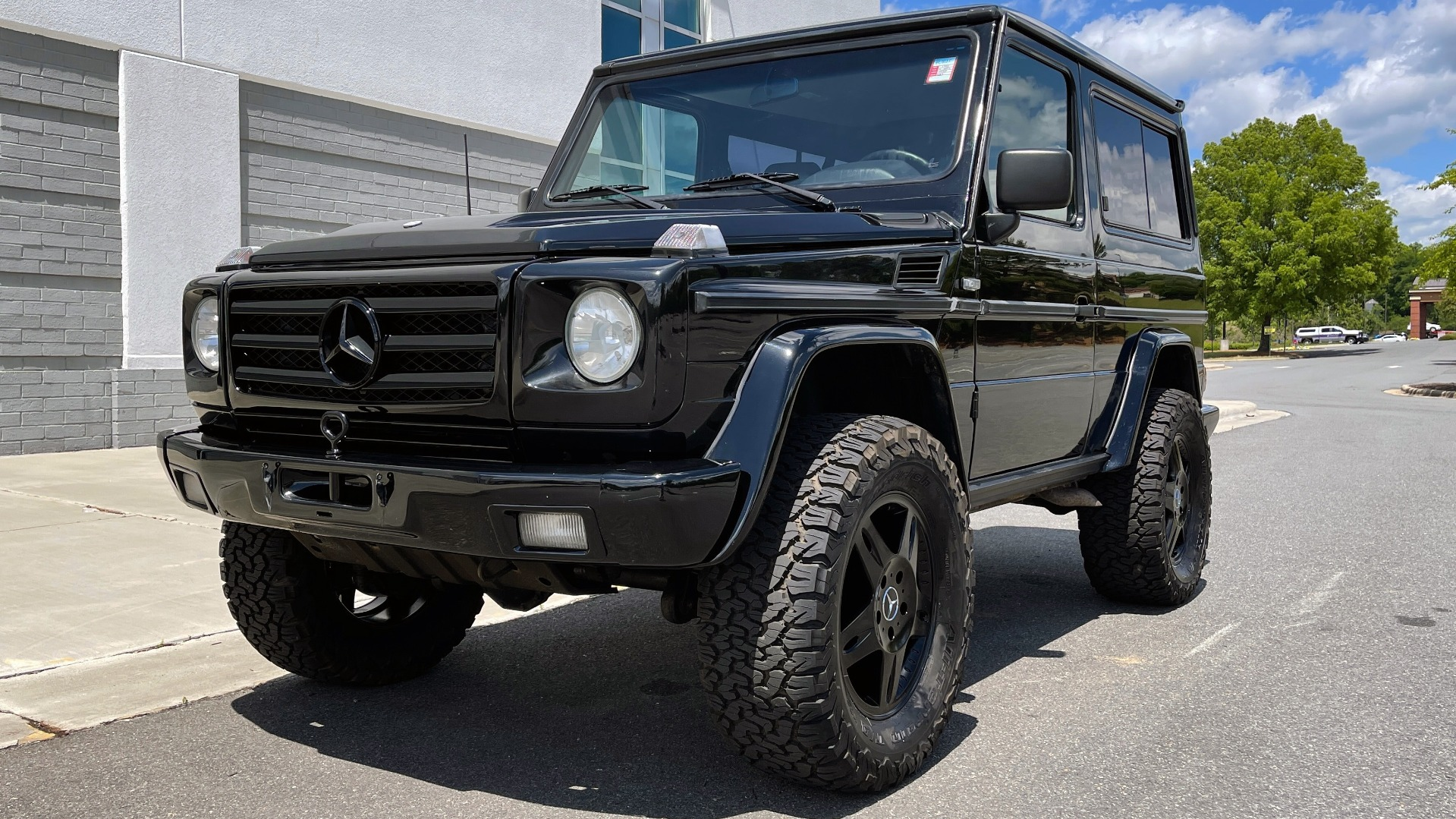 Used 1993 Mercedes-Benz 300GE 5-SPD MAN / 3.0L IN-LINE SIX 168HP / 4X4 / RUNS GREAT! for sale Call for price at Formula Imports in Charlotte NC 28227 3