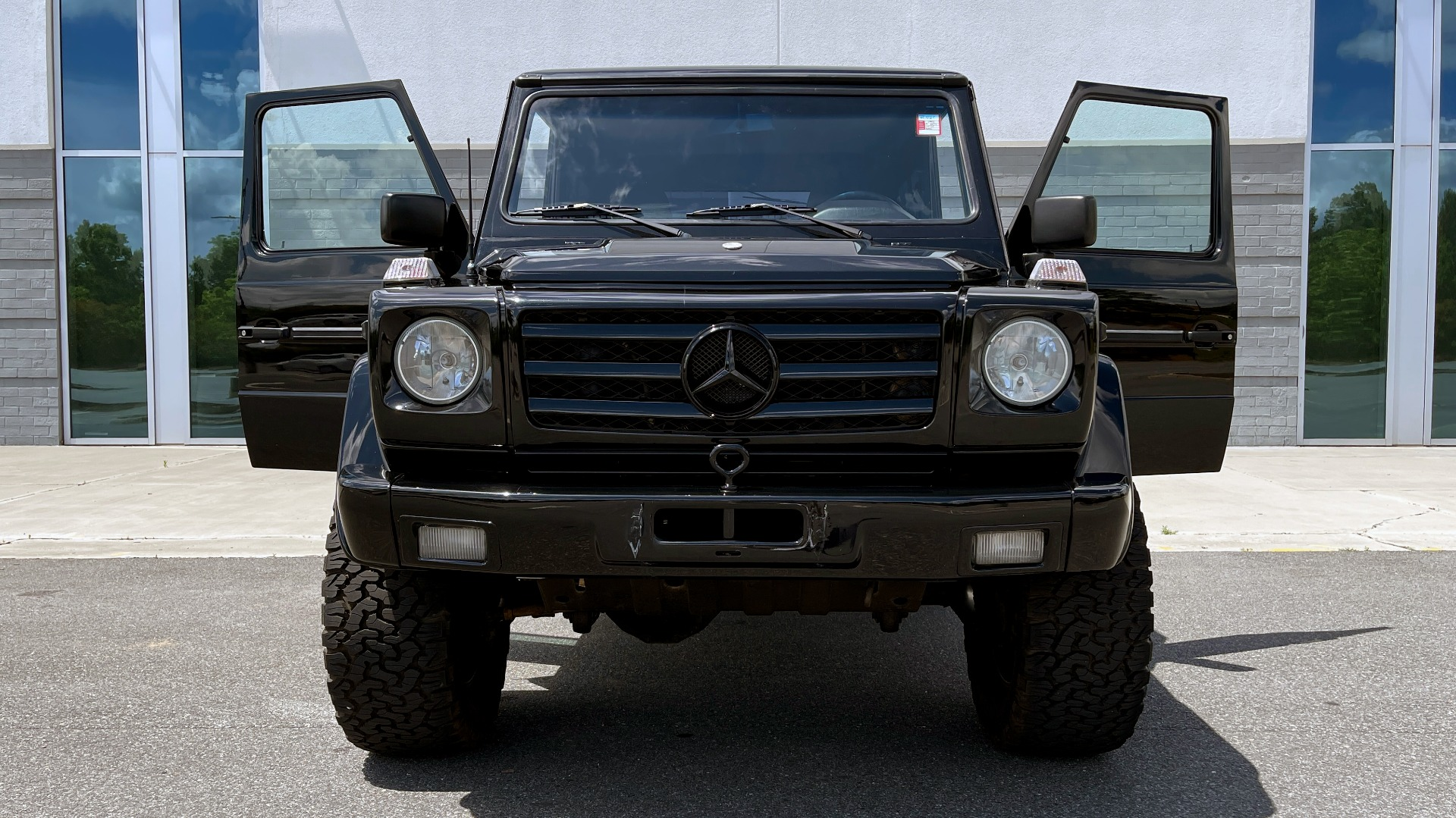 Used 1993 Mercedes-Benz 300GE 5-SPD MAN / 3.0L IN-LINE SIX 168HP / 4X4 / RARE - RUNS GREAT! for sale $69,999 at Formula Imports in Charlotte NC 28227 6