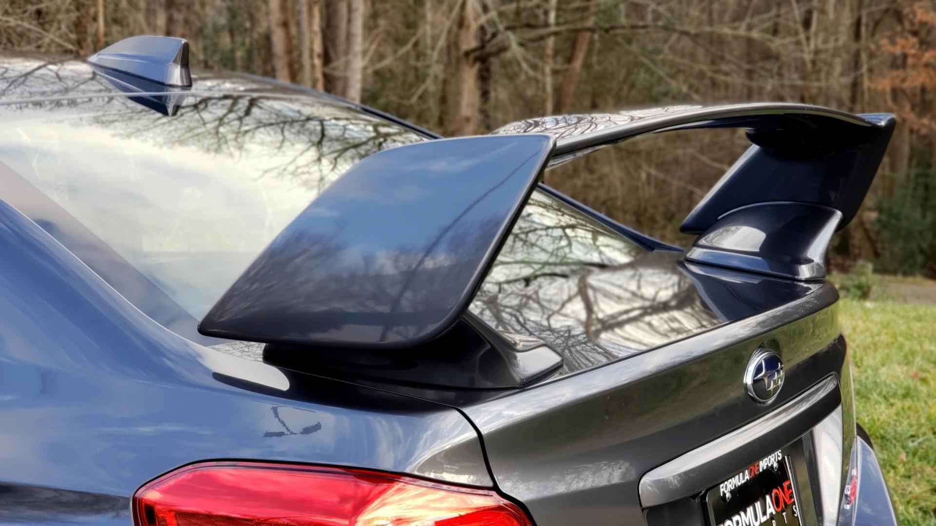 Used 2020 Subaru WRX STI 2.5L TURBO / 6-SPEED MANUAL / RECARO SEATS / REARVIEW for sale Sold at Formula Imports in Charlotte NC 28227 10