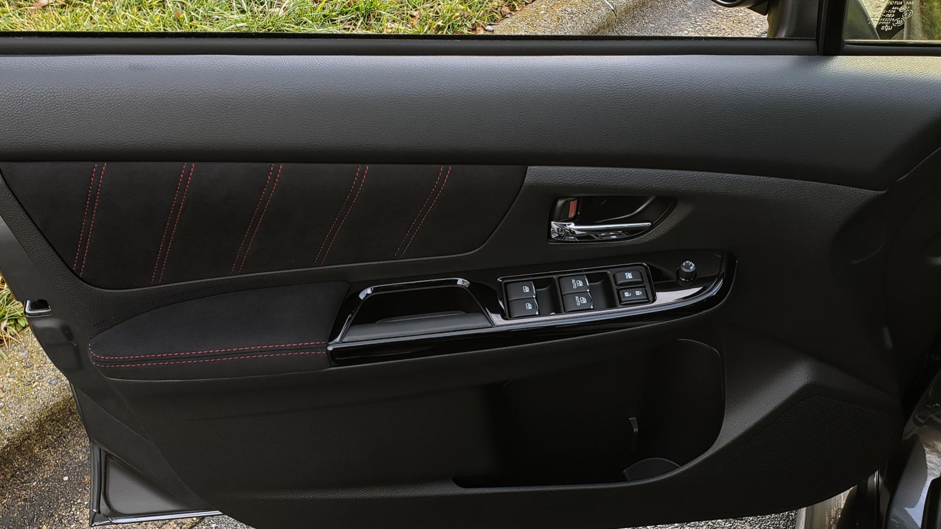 Used 2020 Subaru WRX STI 2.5L TURBO / 6-SPEED MANUAL / RECARO SEATS / REARVIEW for sale Sold at Formula Imports in Charlotte NC 28227 30