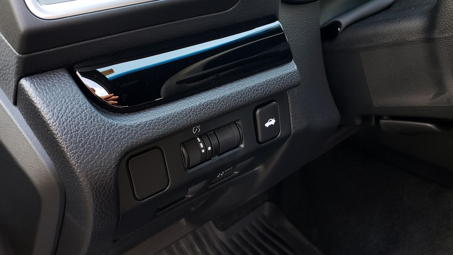 Used 2020 Subaru WRX STI 2.5L TURBO / 6-SPEED MANUAL / RECARO SEATS / REARVIEW for sale Sold at Formula Imports in Charlotte NC 28227 32
