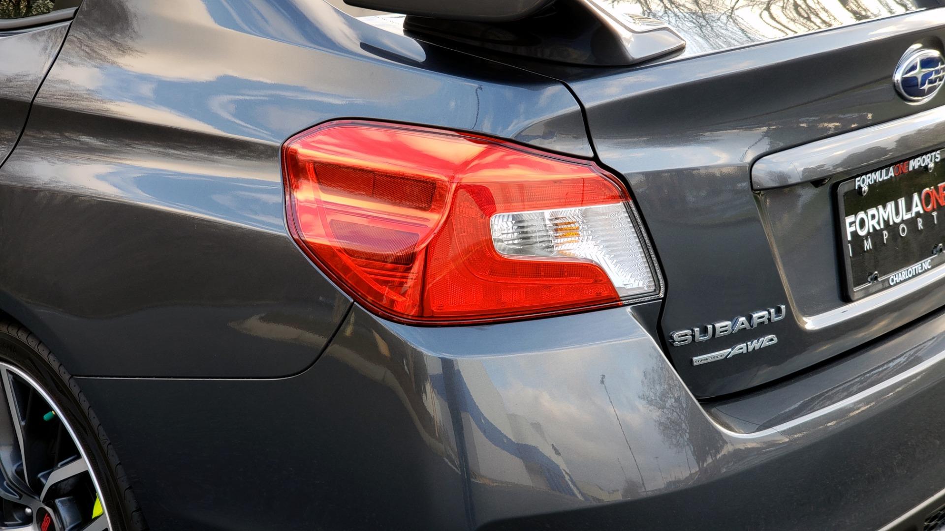 Used 2020 Subaru WRX STI 2.5L TURBO / 6-SPEED MANUAL / RECARO SEATS / REARVIEW for sale Sold at Formula Imports in Charlotte NC 28227 45