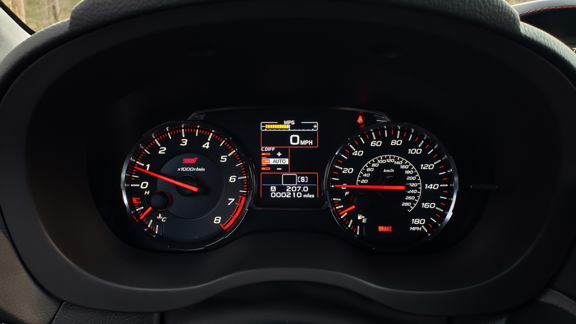 Used 2020 Subaru WRX STI 2.5L TURBO / 6-SPEED MANUAL / RECARO SEATS / REARVIEW for sale Sold at Formula Imports in Charlotte NC 28227 52