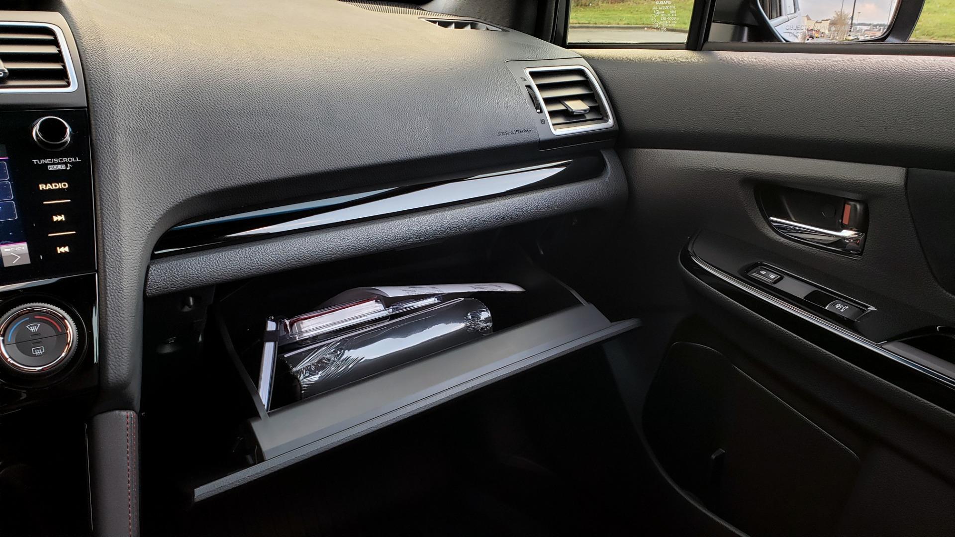 Used 2020 Subaru WRX STI 2.5L TURBO / 6-SPEED MANUAL / RECARO SEATS / REARVIEW for sale Sold at Formula Imports in Charlotte NC 28227 60