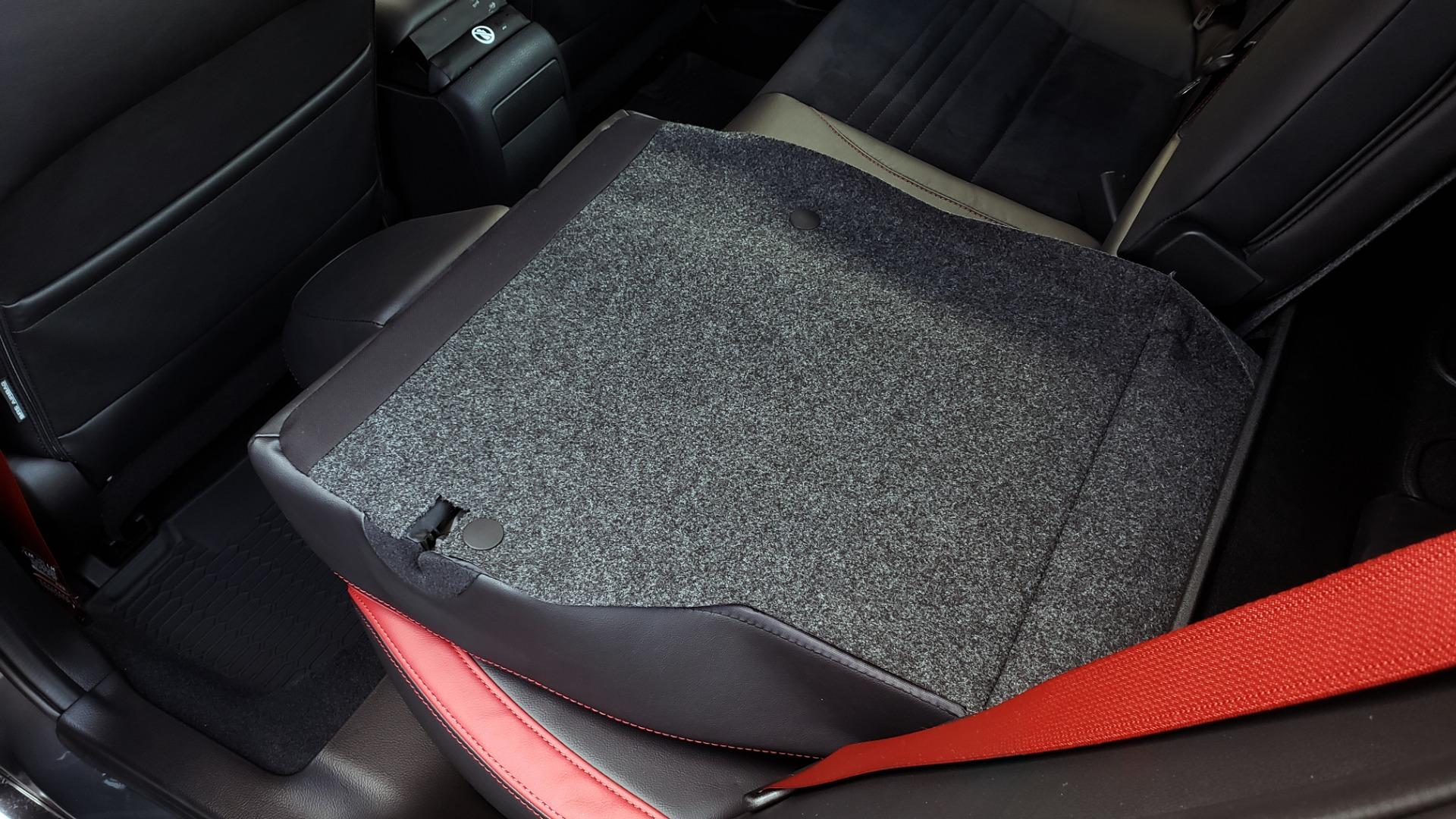 Used 2020 Subaru WRX STI 2.5L TURBO / 6-SPEED MANUAL / RECARO SEATS / REARVIEW for sale Sold at Formula Imports in Charlotte NC 28227 73