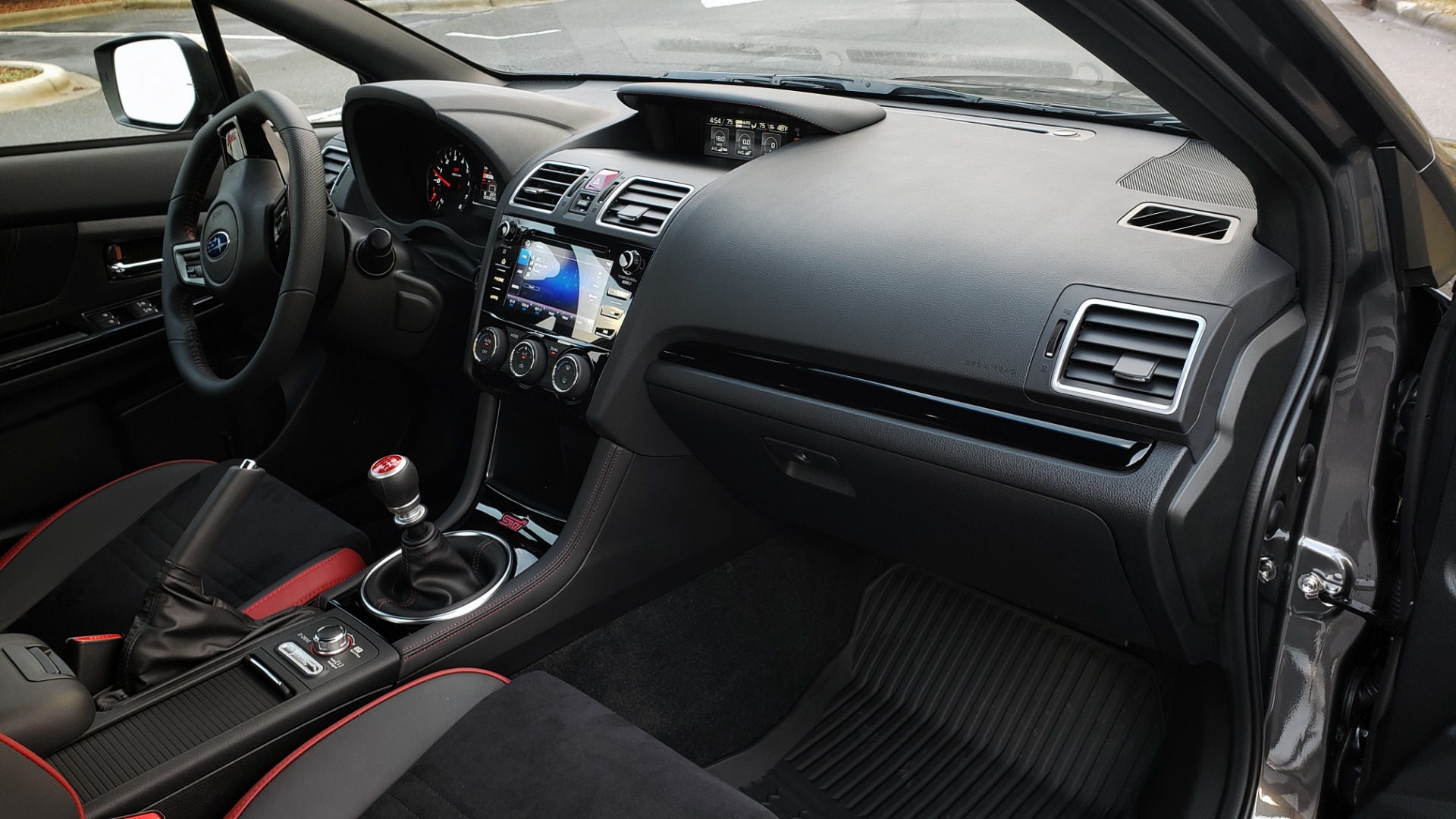 Used 2020 Subaru WRX STI 2.5L TURBO / 6-SPEED MANUAL / RECARO SEATS / REARVIEW for sale Sold at Formula Imports in Charlotte NC 28227 78