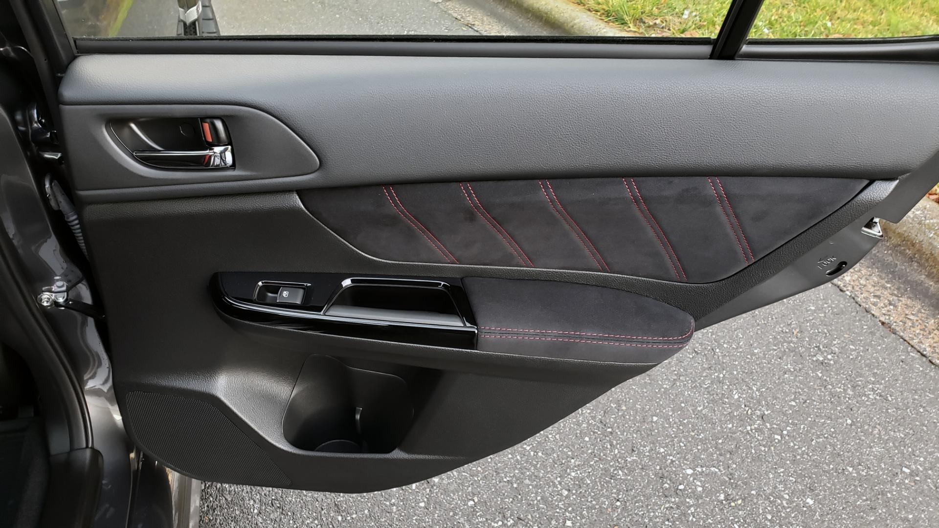 Used 2020 Subaru WRX STI 2.5L TURBO / 6-SPEED MANUAL / RECARO SEATS / REARVIEW for sale Sold at Formula Imports in Charlotte NC 28227 80