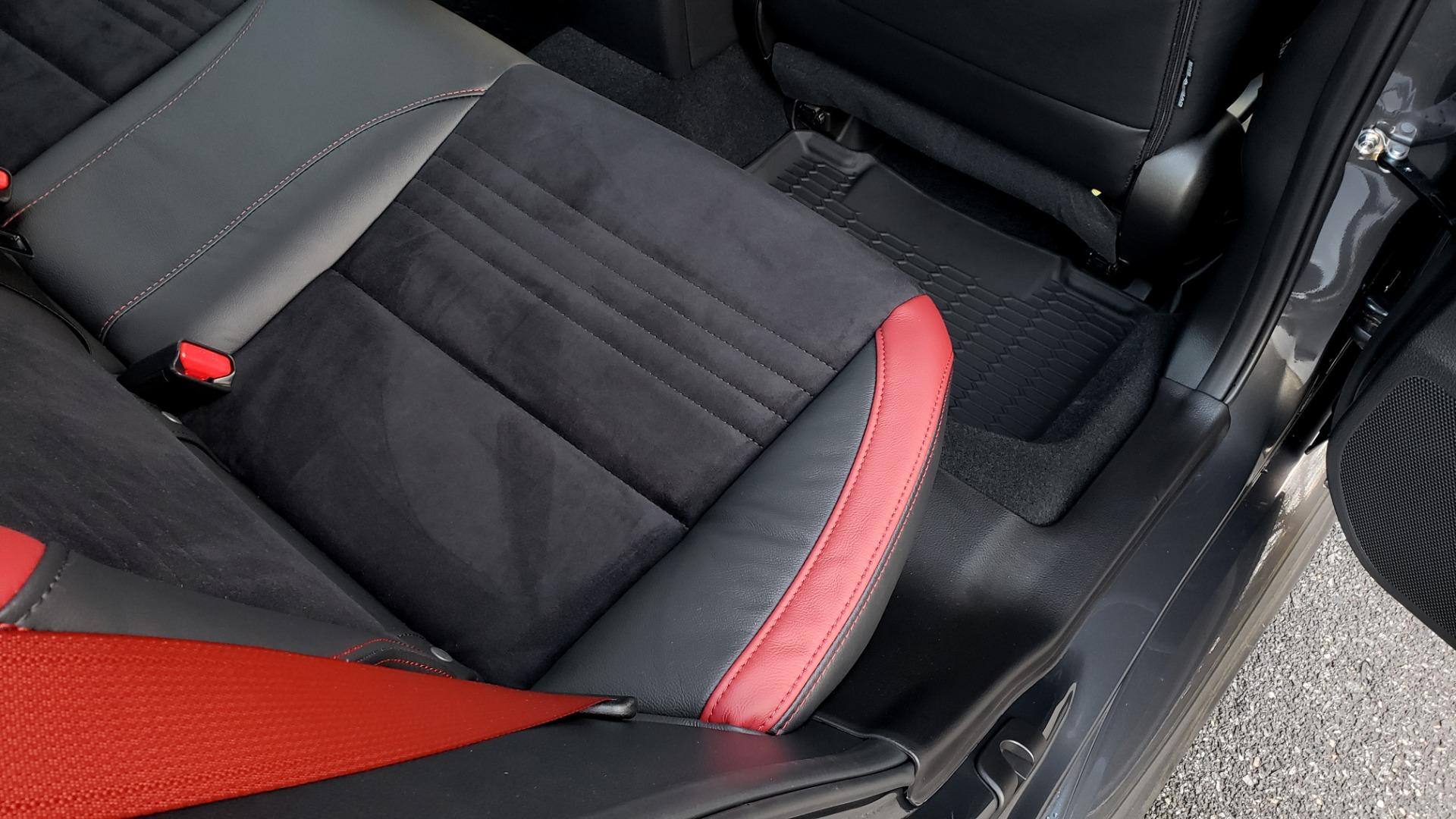 Used 2020 Subaru WRX STI 2.5L TURBO / 6-SPEED MANUAL / RECARO SEATS / REARVIEW for sale Sold at Formula Imports in Charlotte NC 28227 82