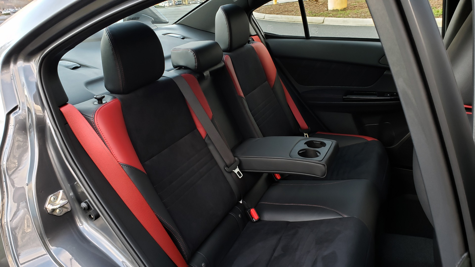 Used 2020 Subaru WRX STI 2.5L TURBO / 6-SPEED MANUAL / RECARO SEATS / REARVIEW for sale Sold at Formula Imports in Charlotte NC 28227 83