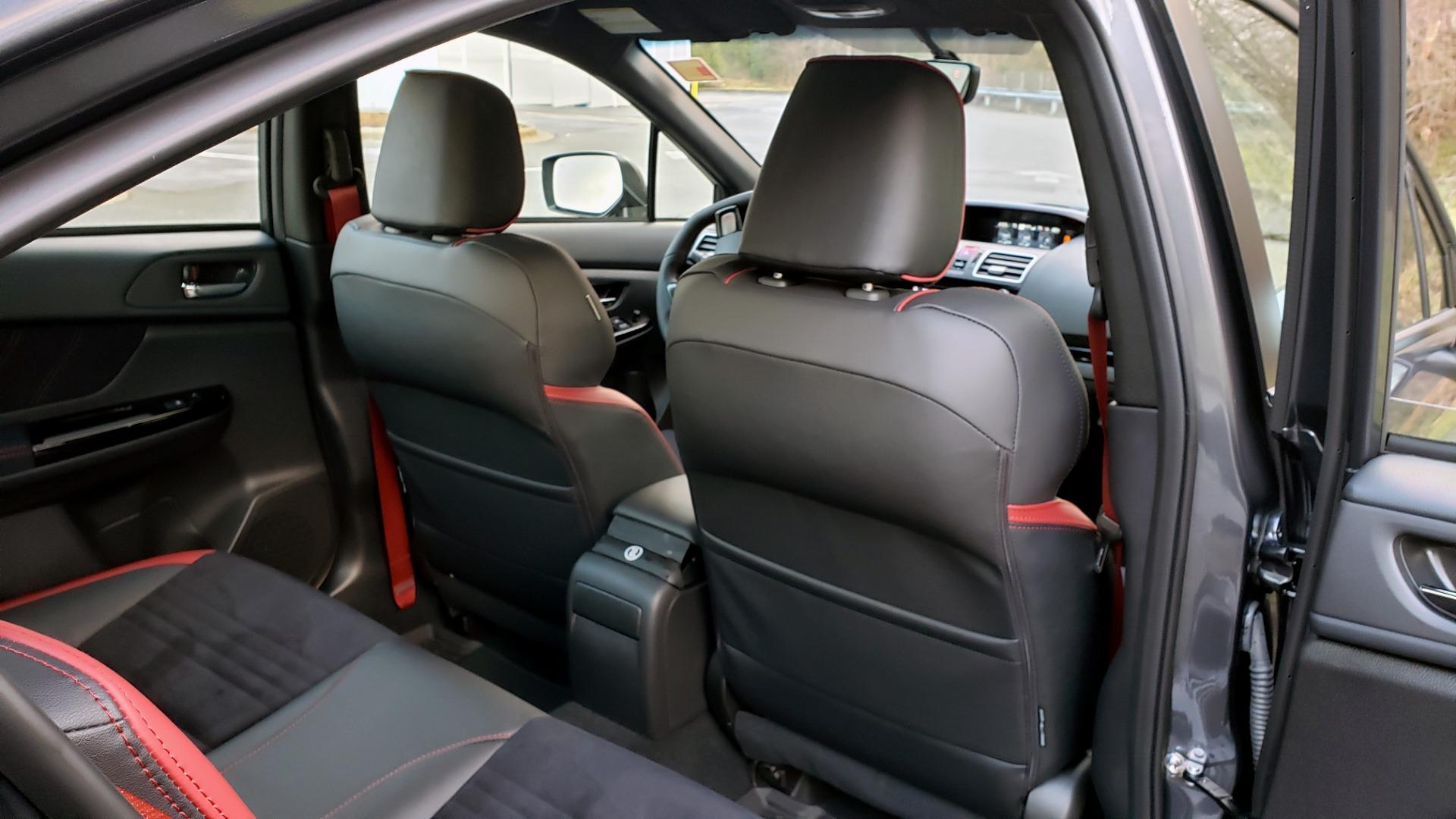 Used 2020 Subaru WRX STI 2.5L TURBO / 6-SPEED MANUAL / RECARO SEATS / REARVIEW for sale Sold at Formula Imports in Charlotte NC 28227 85