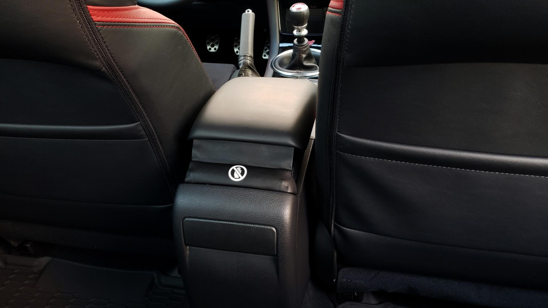 Used 2020 Subaru WRX STI 2.5L TURBO / 6-SPEED MANUAL / RECARO SEATS / REARVIEW for sale Sold at Formula Imports in Charlotte NC 28227 87