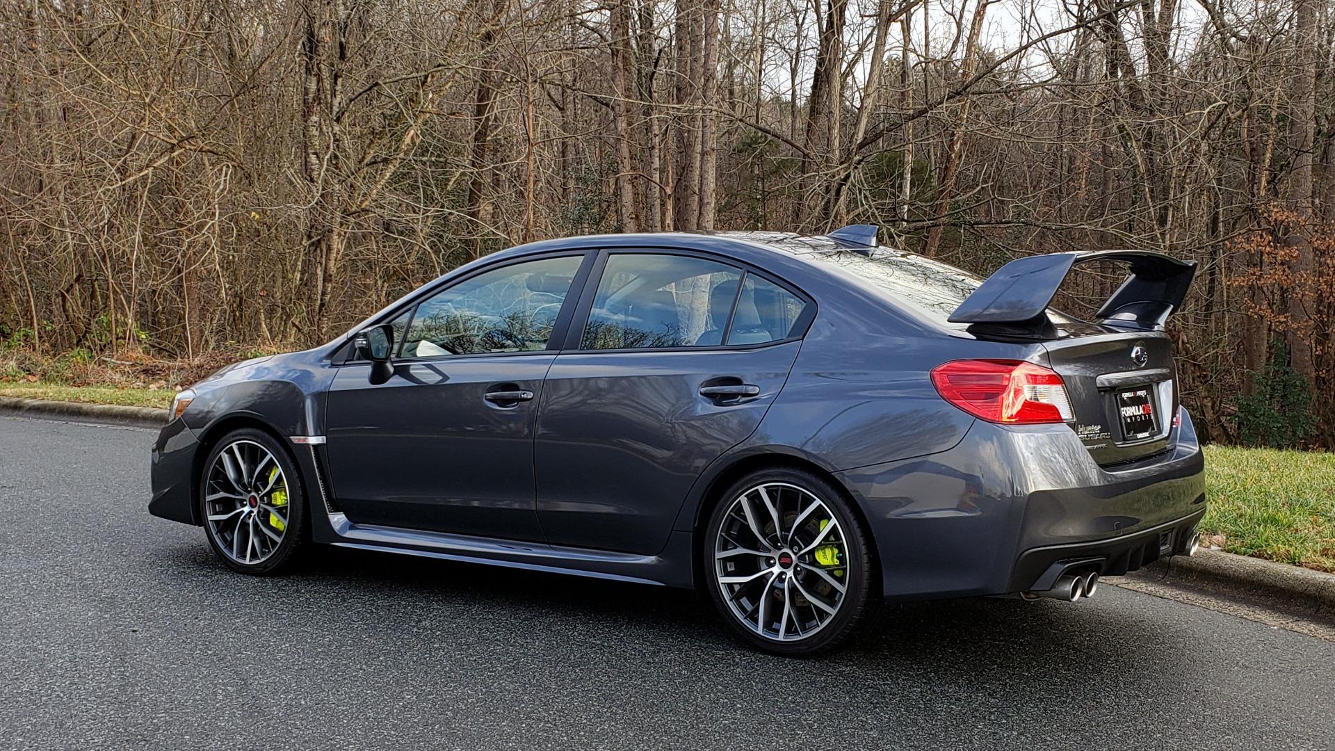 Used 2020 Subaru WRX STI 2.5L TURBO / 6-SPEED MANUAL / RECARO SEATS / REARVIEW for sale Sold at Formula Imports in Charlotte NC 28227 9