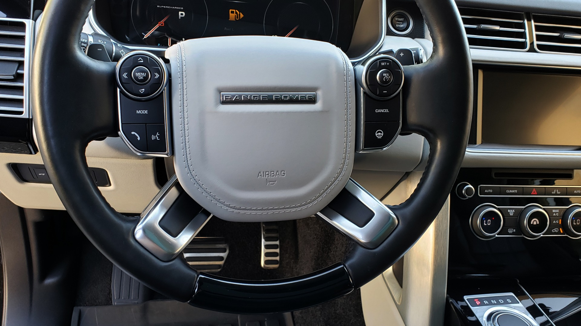 Used 2016 Land Rover RANGE ROVER SC V8 / LWB / NAV / PANO-ROOF / BURMESTER / REARVIEW for sale Sold at Formula Imports in Charlotte NC 28227 48