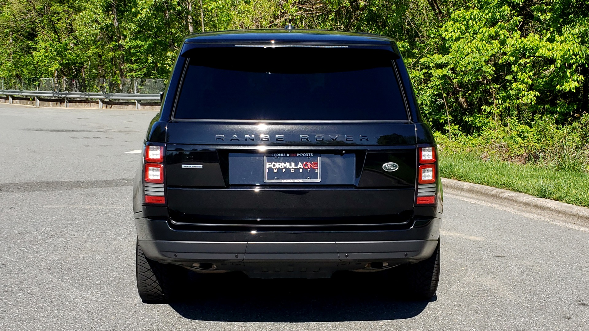 Used 2016 Land Rover RANGE ROVER SC V8 / LWB / NAV / PANO-ROOF / BURMESTER / REARVIEW for sale Sold at Formula Imports in Charlotte NC 28227 70