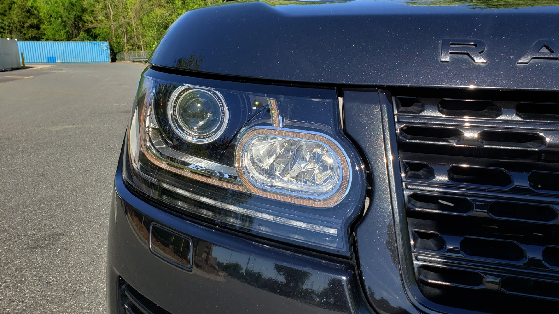 Used 2016 Land Rover RANGE ROVER SC V8 / LWB / NAV / PANO-ROOF / BURMESTER / REARVIEW for sale Sold at Formula Imports in Charlotte NC 28227 76