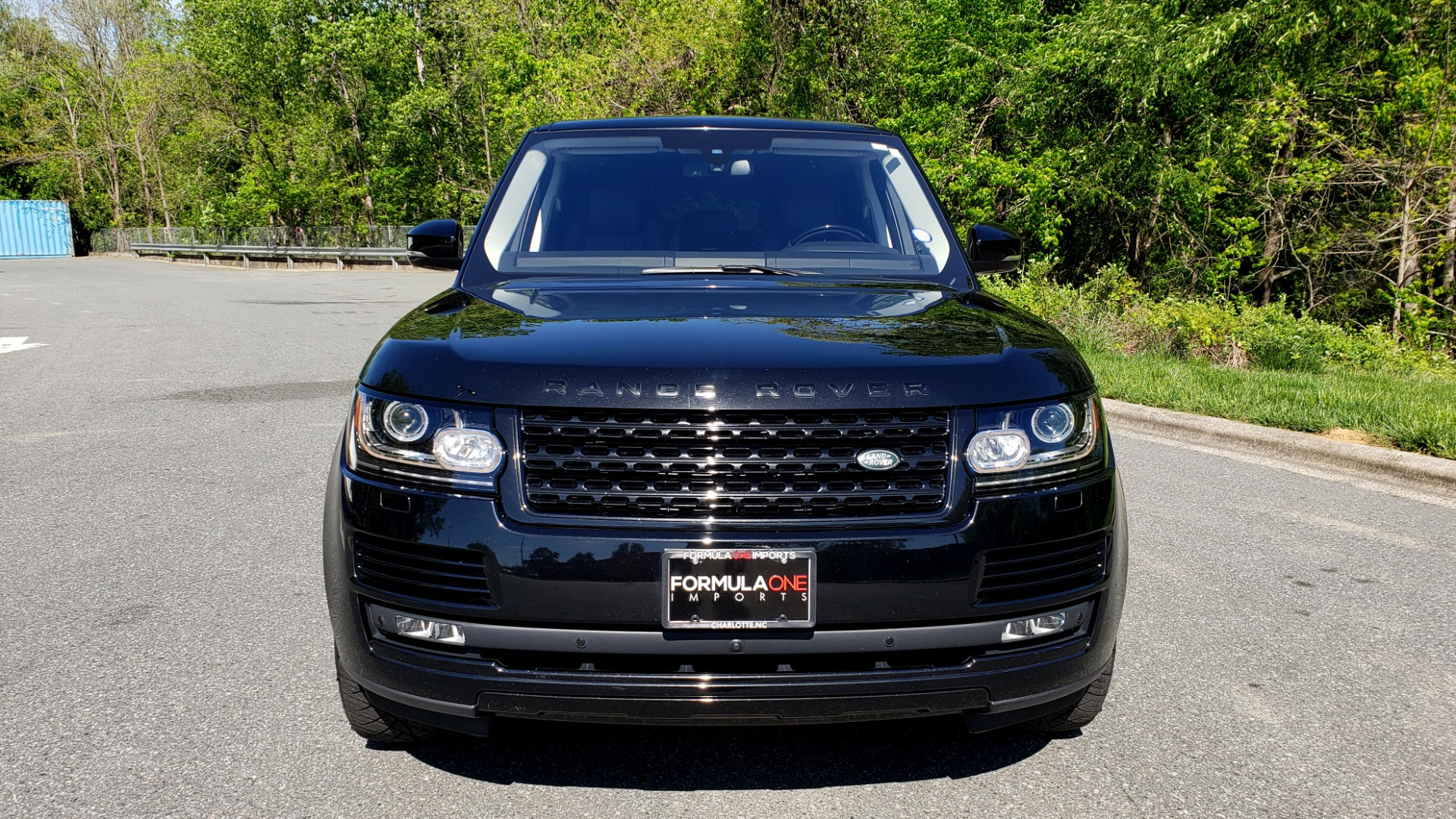 Used 2016 Land Rover RANGE ROVER SC V8 / LWB / NAV / PANO-ROOF / BURMESTER / REARVIEW for sale Sold at Formula Imports in Charlotte NC 28227 78