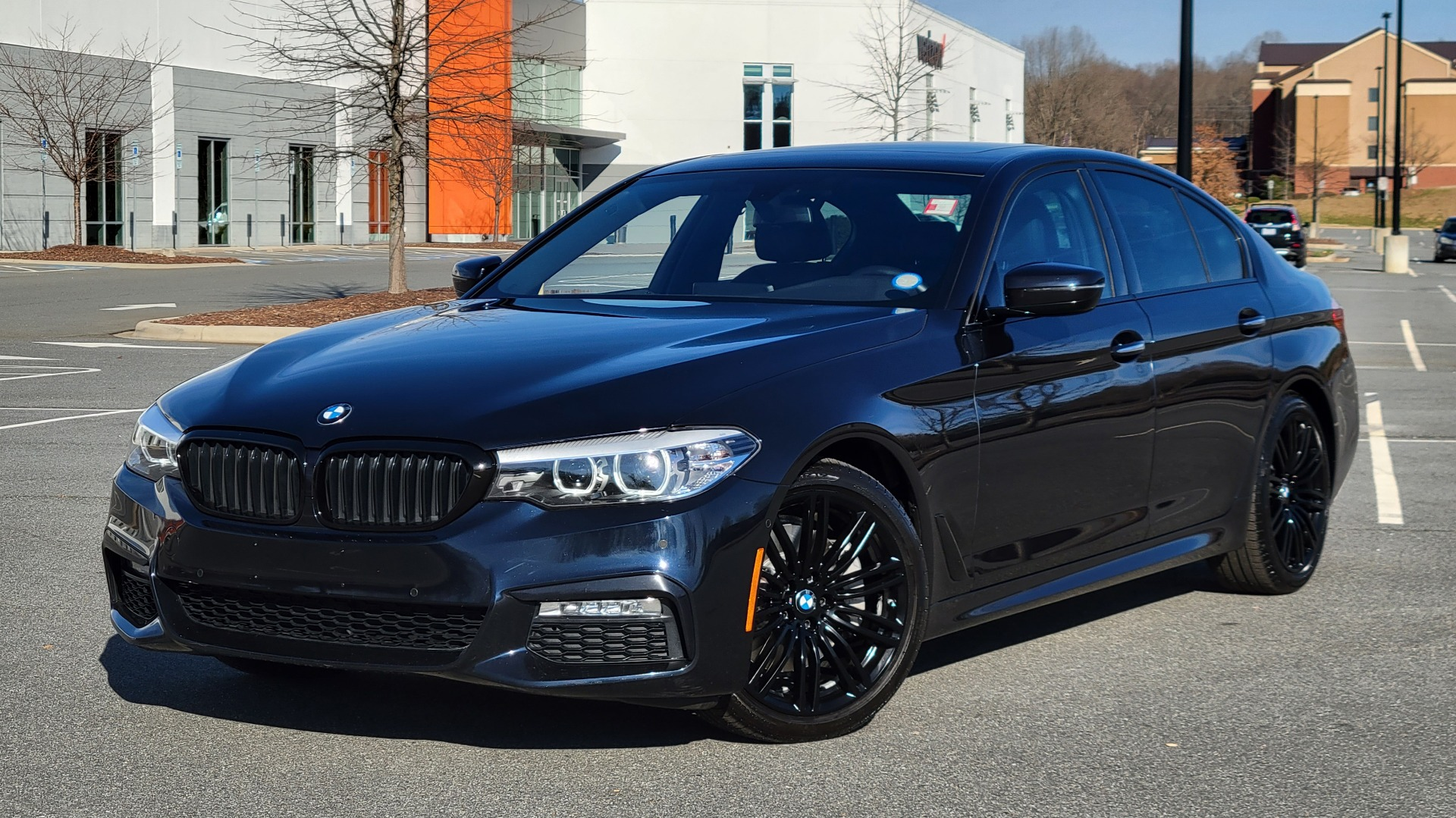 Used 2018 BMW 5 SERIES 540I XDRIVE / M-SPORT / NAV / WIFI / SUNROOF / REARVIEW for sale $36,773 at Formula Imports in Charlotte NC 28227 2