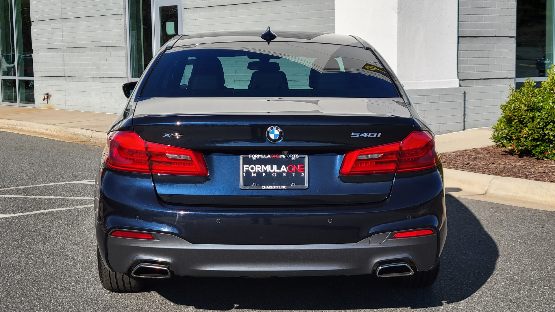 Used 2018 BMW 5 SERIES 540I XDRIVE / M-SPORT / NAV / WIFI / SUNROOF / REARVIEW for sale $36,773 at Formula Imports in Charlotte NC 28227 21