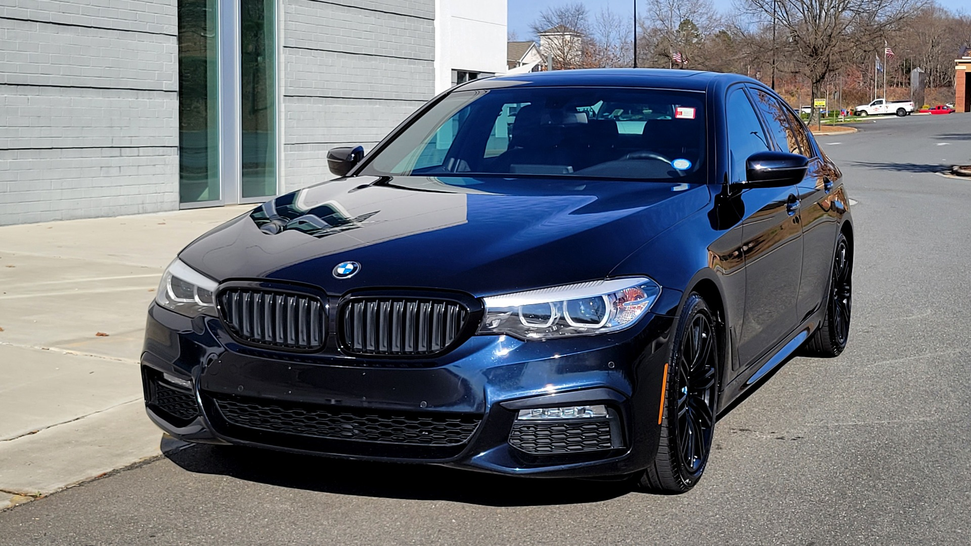 Used 2018 BMW 5 SERIES 540I XDRIVE / M-SPORT / NAV / WIFI / SUNROOF / REARVIEW for sale $36,773 at Formula Imports in Charlotte NC 28227 3