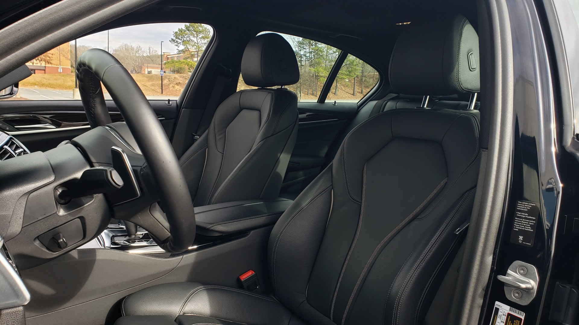 Used 2018 BMW 5 SERIES 540I XDRIVE / M-SPORT / NAV / WIFI / SUNROOF / REARVIEW for sale $36,773 at Formula Imports in Charlotte NC 28227 32