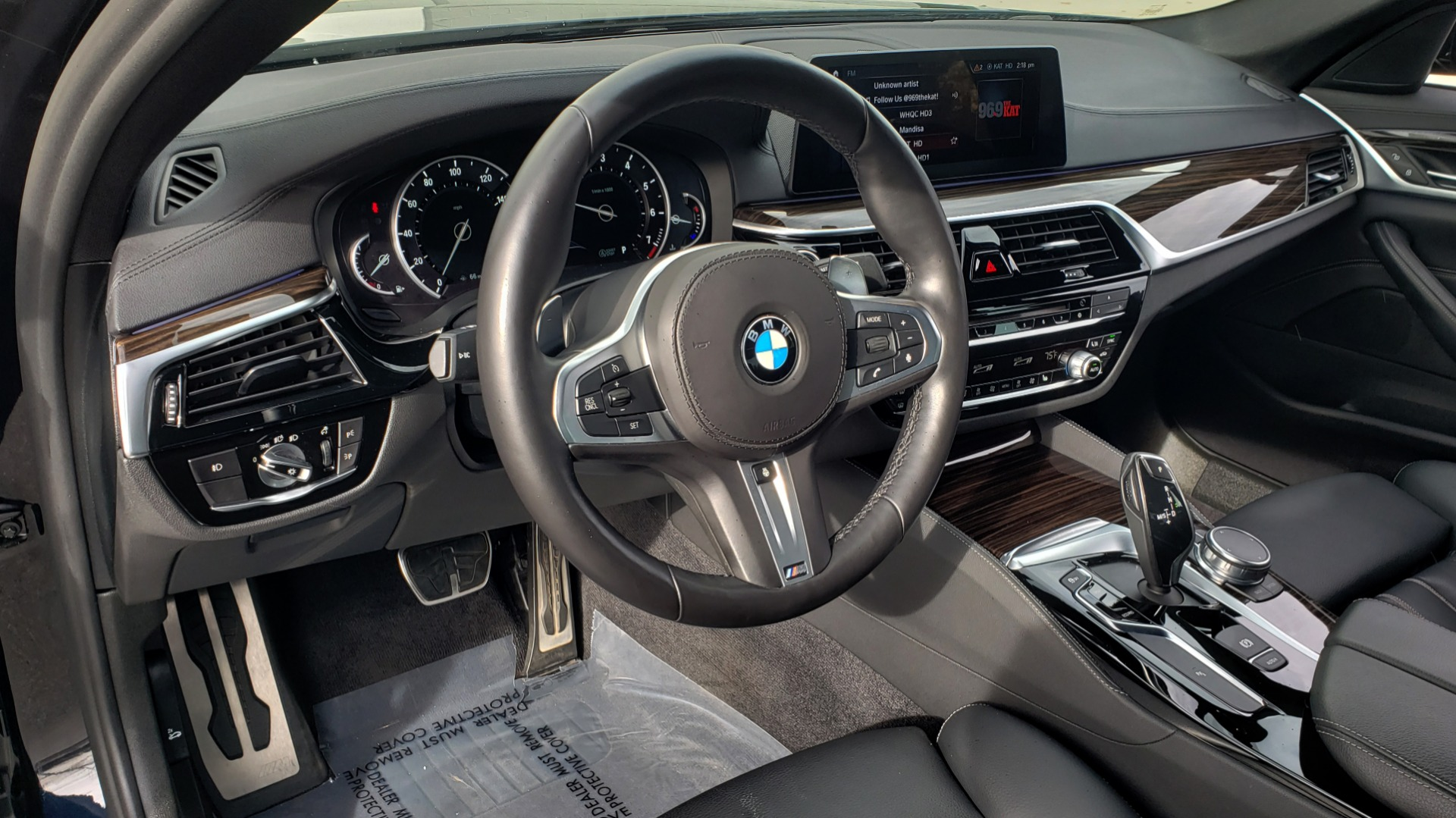 Used 2018 BMW 5 SERIES 540I XDRIVE / M-SPORT / NAV / WIFI / SUNROOF / REARVIEW for sale $36,773 at Formula Imports in Charlotte NC 28227 34