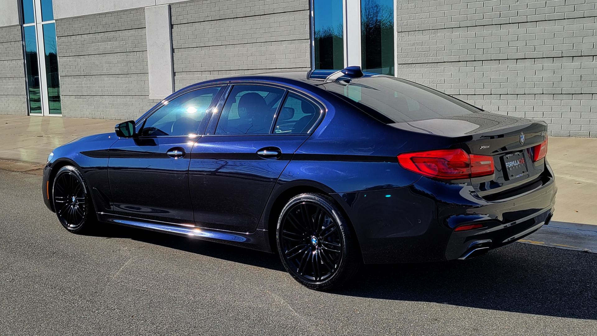Used 2018 BMW 5 SERIES 540I XDRIVE / M-SPORT / NAV / WIFI / SUNROOF / REARVIEW for sale $36,773 at Formula Imports in Charlotte NC 28227 6