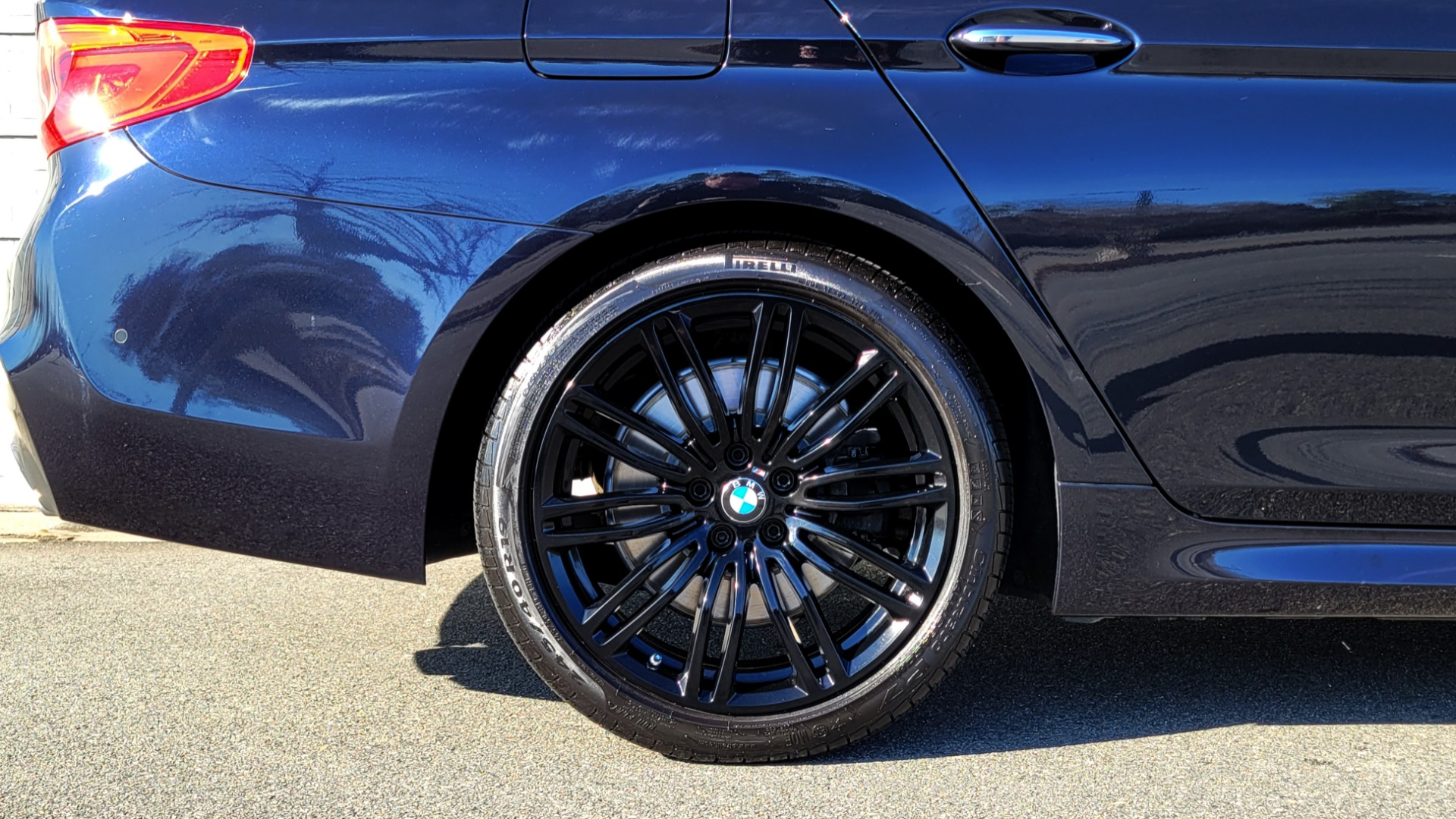 Used 2018 BMW 5 SERIES 540I XDRIVE / M-SPORT / NAV / WIFI / SUNROOF / REARVIEW for sale $36,773 at Formula Imports in Charlotte NC 28227 80