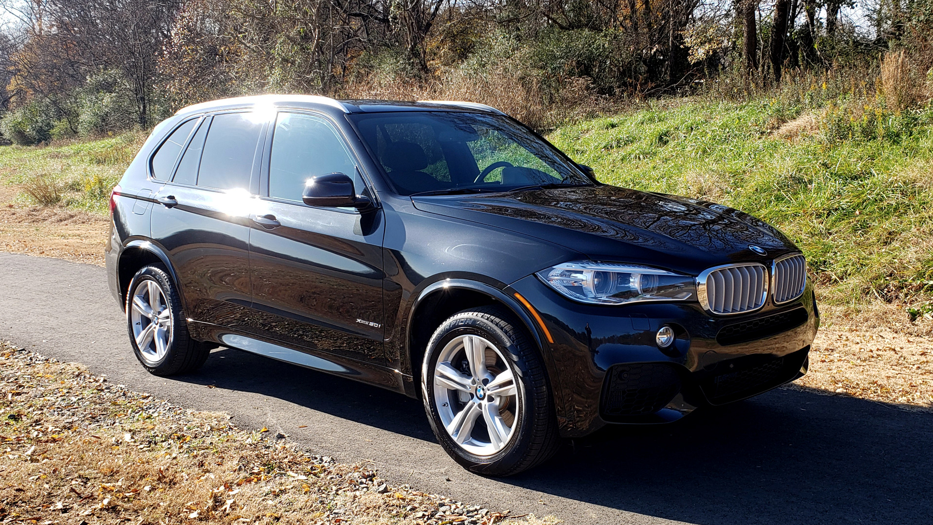 Used 2017 BMW X5 xDrive50i M-SPORT / EXEC PKG / DRVR ASST PLUS / CLD WTHR for sale Sold at Formula Imports in Charlotte NC 28227 17