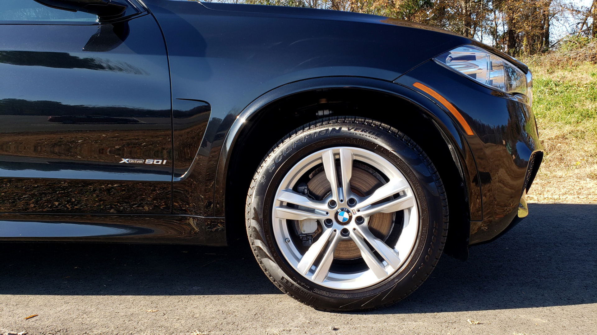 Used 2017 BMW X5 xDrive50i M-SPORT / EXEC PKG / DRVR ASST PLUS / CLD WTHR for sale Sold at Formula Imports in Charlotte NC 28227 19