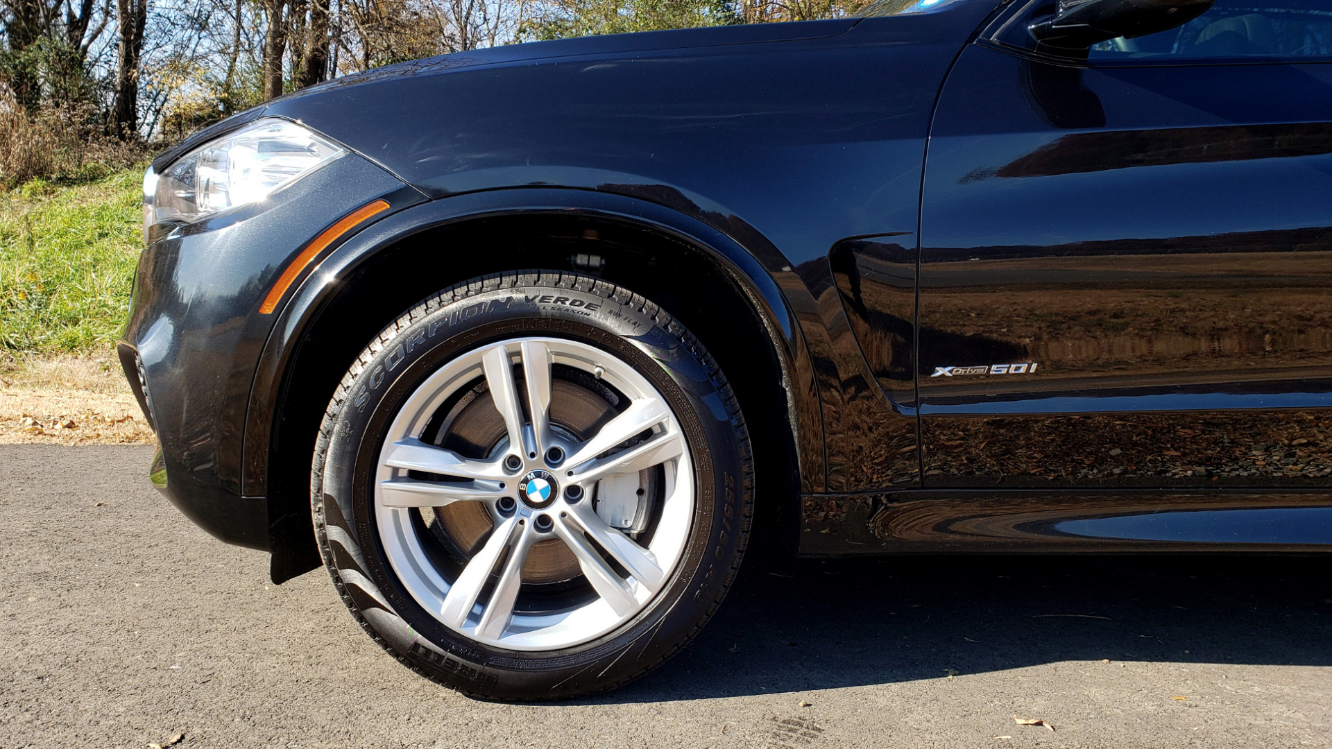 Used 2017 BMW X5 xDrive50i M-SPORT / EXEC PKG / DRVR ASST PLUS / CLD WTHR for sale Sold at Formula Imports in Charlotte NC 28227 6