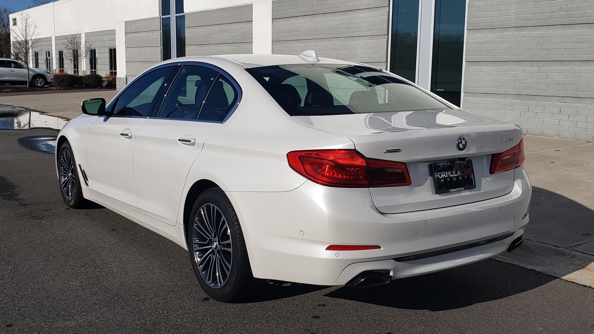 Used 2017 BMW 5 SERIES 540I XDRIVE PREMIUM / NAV / DRVR ASST / CLD WTHR / REARVIEW for sale $34,995 at Formula Imports in Charlotte NC 28227 4