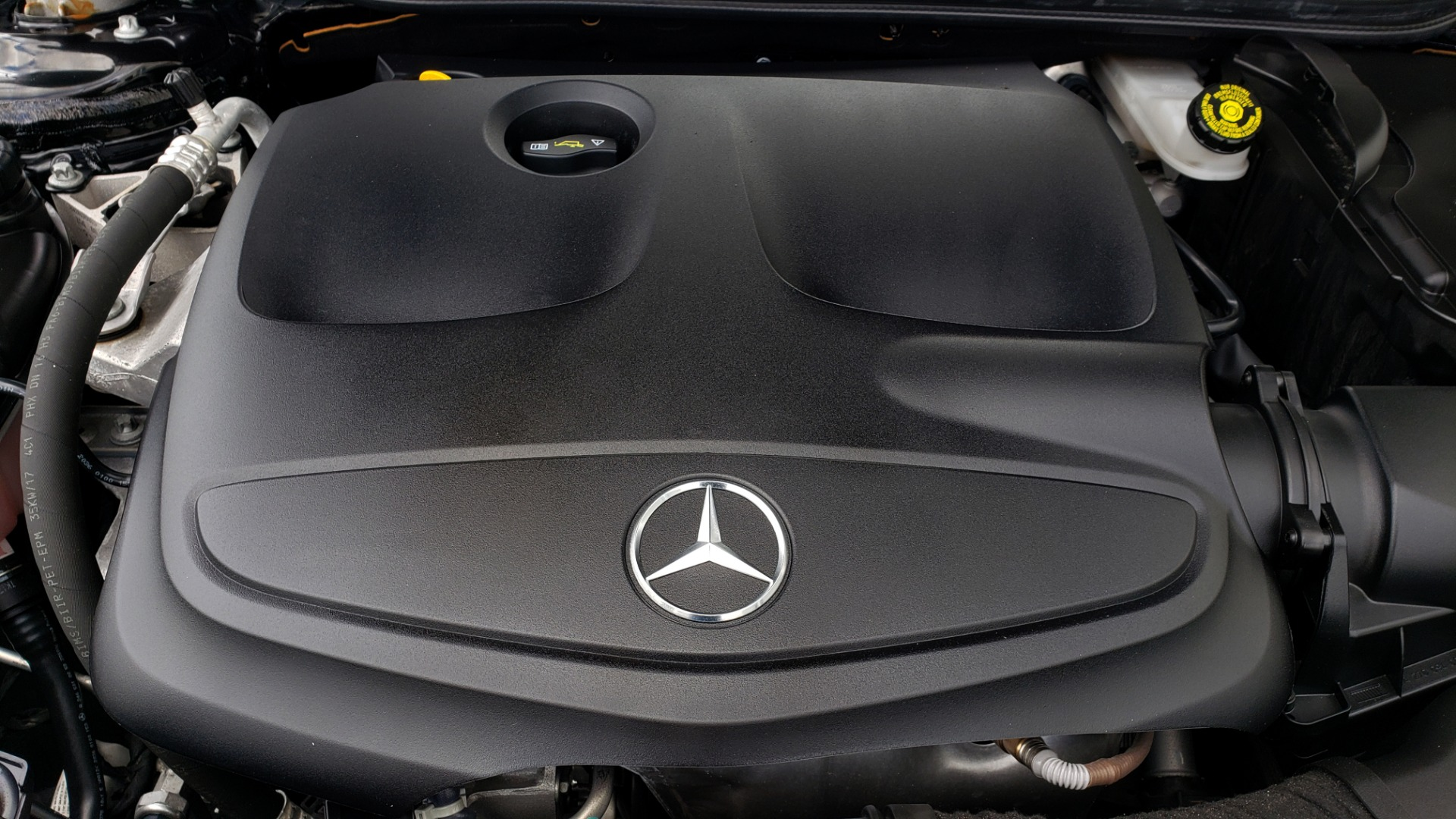 Used 2018 Mercedes-Benz CLA 250 / HEATED SEATS / BSA / APPLE CARPLAY / ANDROID AUTO / 18IN WHEEL for sale $24,195 at Formula Imports in Charlotte NC 28227 10