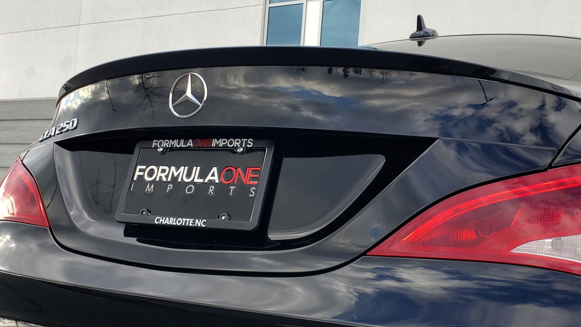 Used 2018 Mercedes-Benz CLA 250 / HEATED SEATS / BSA / APPLE CARPLAY / ANDROID AUTO / 18IN WHEEL for sale $24,195 at Formula Imports in Charlotte NC 28227 29