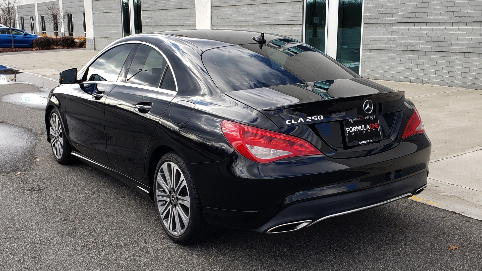 Used 2018 Mercedes-Benz CLA 250 / HEATED SEATS / BSA / APPLE CARPLAY / ANDROID AUTO / 18IN WHEEL for sale $24,195 at Formula Imports in Charlotte NC 28227 3