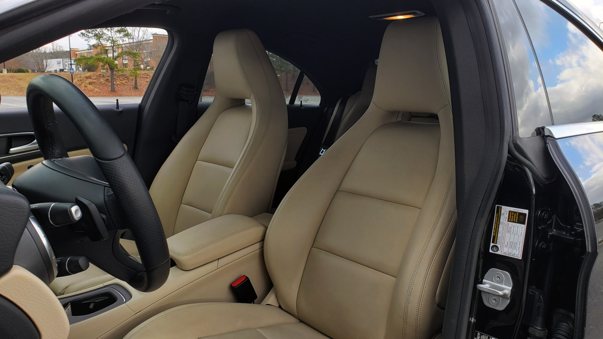 Used 2018 Mercedes-Benz CLA 250 / HEATED SEATS / BSA / APPLE CARPLAY / ANDROID AUTO / 18IN WHEEL for sale Sold at Formula Imports in Charlotte NC 28227 35