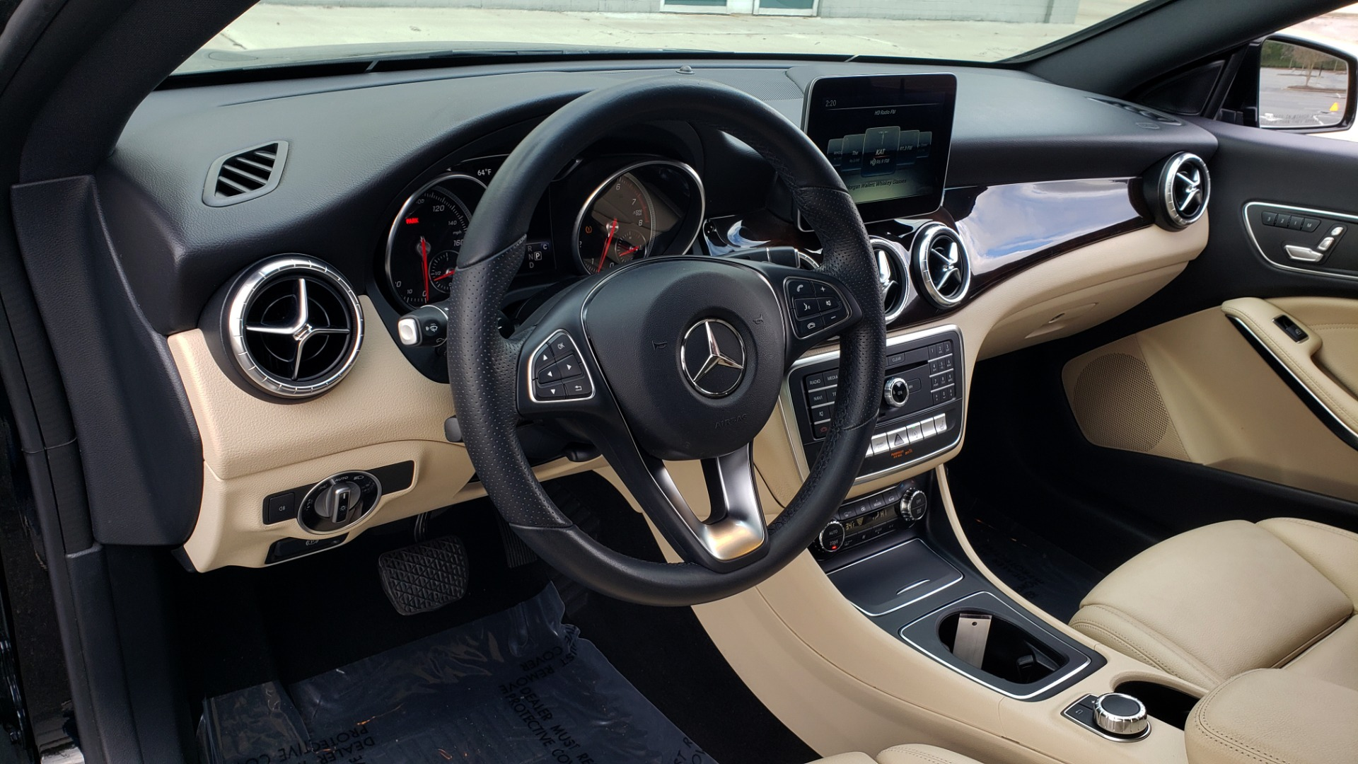 Used 2018 Mercedes-Benz CLA 250 / HEATED SEATS / BSA / APPLE CARPLAY / ANDROID AUTO / 18IN WHEEL for sale Sold at Formula Imports in Charlotte NC 28227 36