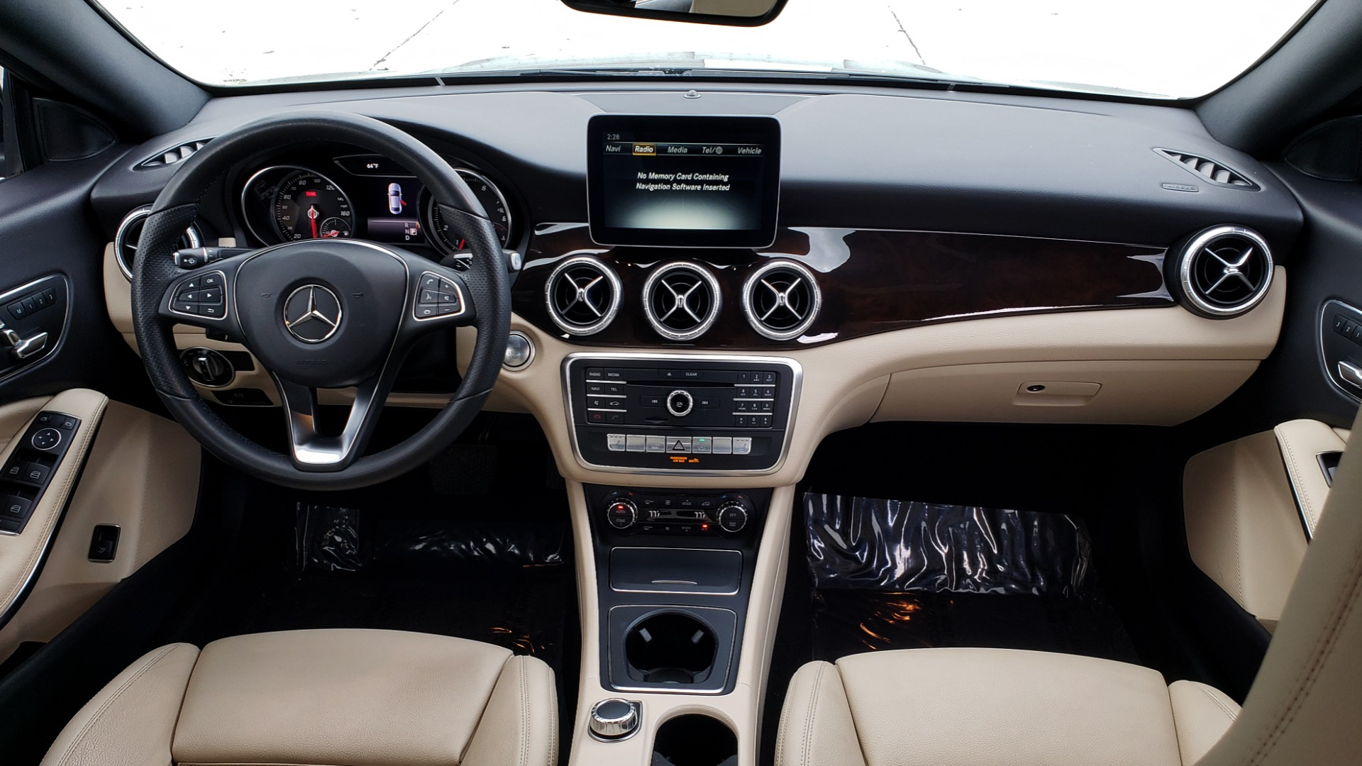 Used 2018 Mercedes-Benz CLA 250 / HEATED SEATS / BSA / APPLE CARPLAY / ANDROID AUTO / 18IN WHEEL for sale $24,195 at Formula Imports in Charlotte NC 28227 74