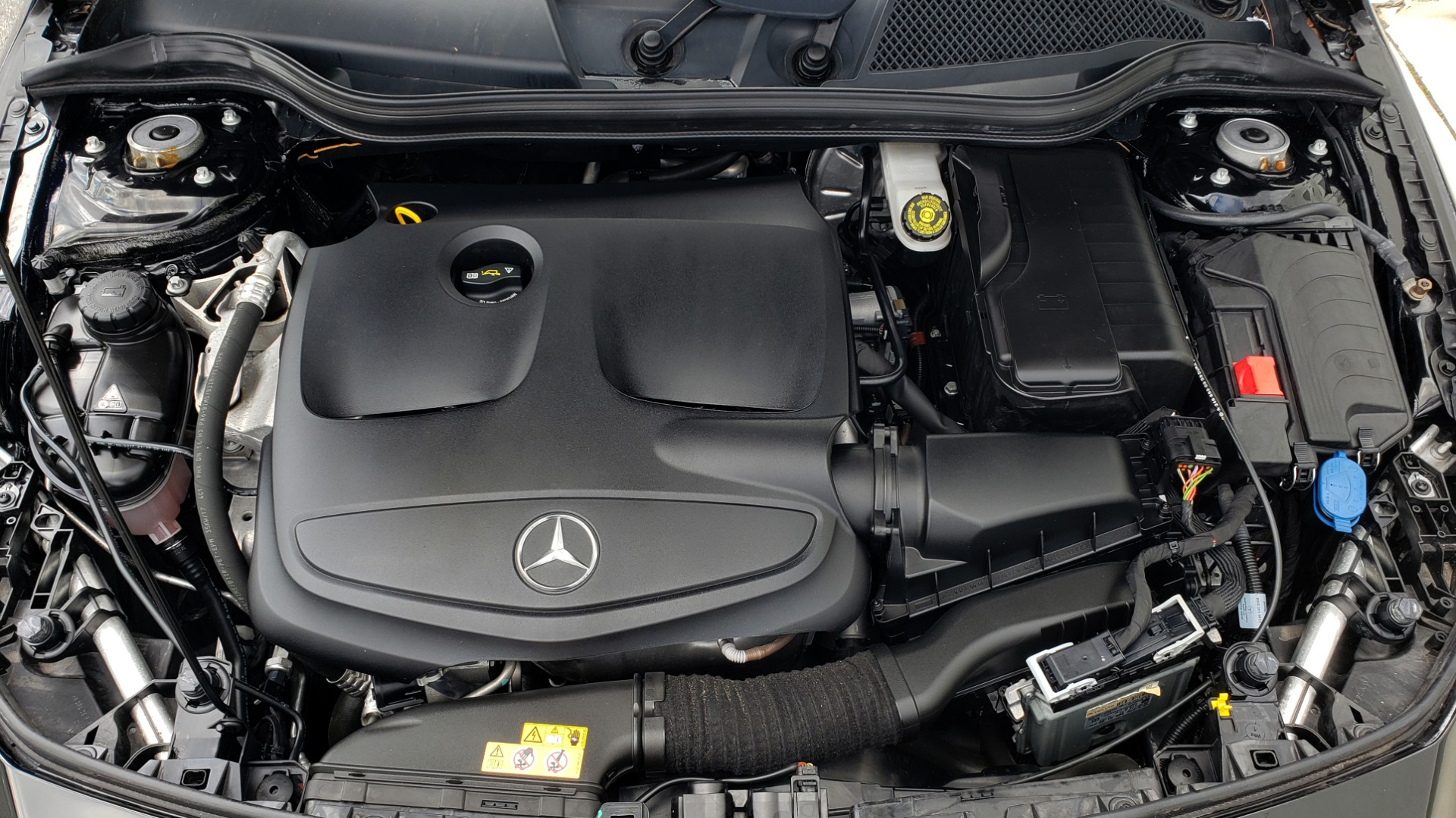 Used 2018 Mercedes-Benz CLA 250 / HEATED SEATS / BSA / APPLE CARPLAY / ANDROID AUTO / 18IN WHEEL for sale $24,195 at Formula Imports in Charlotte NC 28227 9