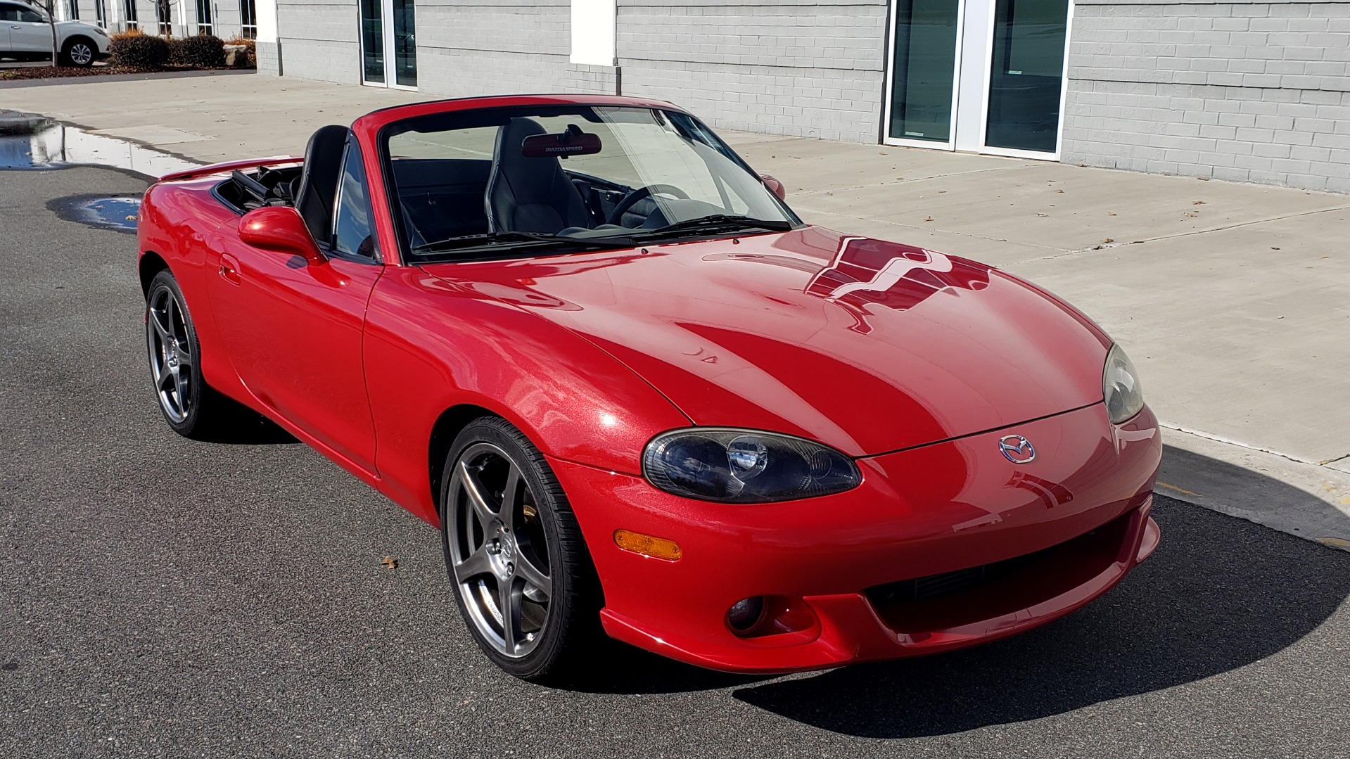 Used 2004 Mazda MX-5 MIATA 2DR CONVERTIBLE MAZDASPEED / GRAND TOURING PKG for sale Sold at Formula Imports in Charlotte NC 28227 11
