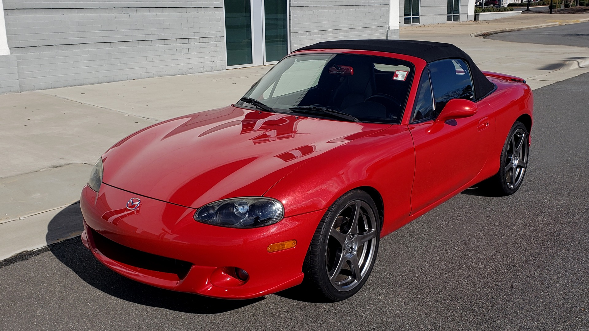 Used 2004 Mazda MX-5 MIATA 2DR CONVERTIBLE MAZDASPEED / GRAND TOURING PKG for sale Sold at Formula Imports in Charlotte NC 28227 12