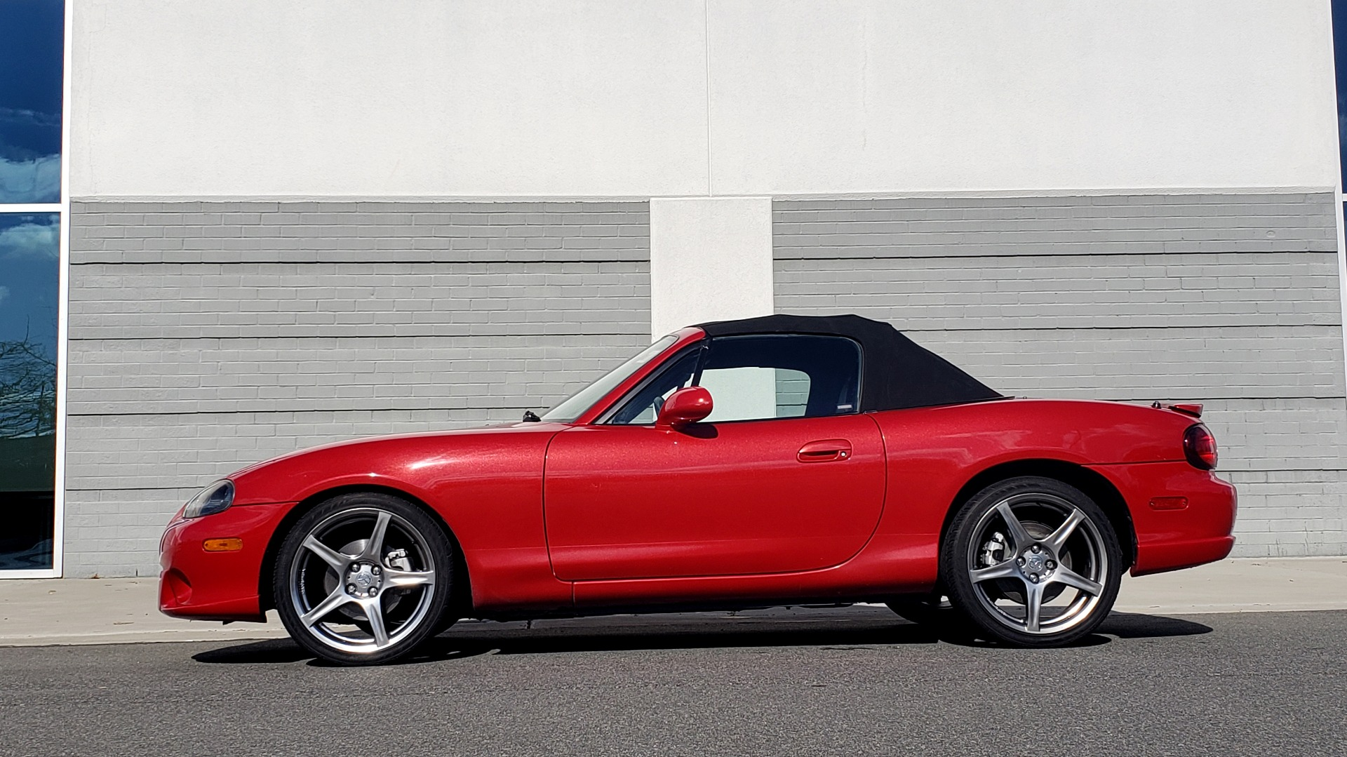 Used 2004 Mazda MX-5 MIATA 2DR CONVERTIBLE MAZDASPEED / GRAND TOURING PKG for sale Sold at Formula Imports in Charlotte NC 28227 14