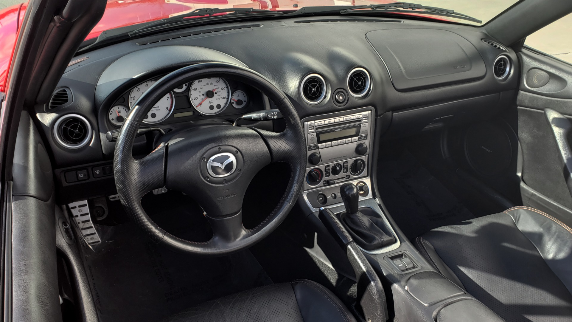 Used 2004 Mazda MX-5 MIATA 2DR CONVERTIBLE MAZDASPEED / GRAND TOURING PKG for sale Sold at Formula Imports in Charlotte NC 28227 22