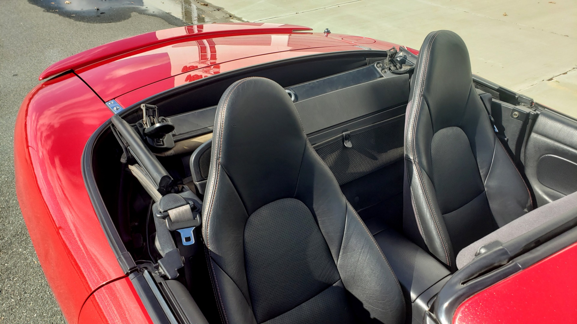 Used 2004 Mazda MX-5 MIATA 2DR CONVERTIBLE MAZDASPEED / GRAND TOURING PKG for sale Sold at Formula Imports in Charlotte NC 28227 43