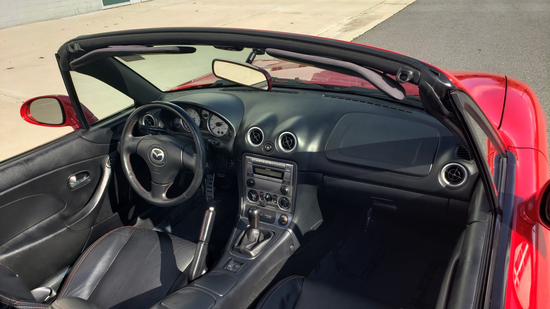Used 2004 Mazda MX-5 MIATA 2DR CONVERTIBLE MAZDASPEED / GRAND TOURING PKG for sale Sold at Formula Imports in Charlotte NC 28227 45