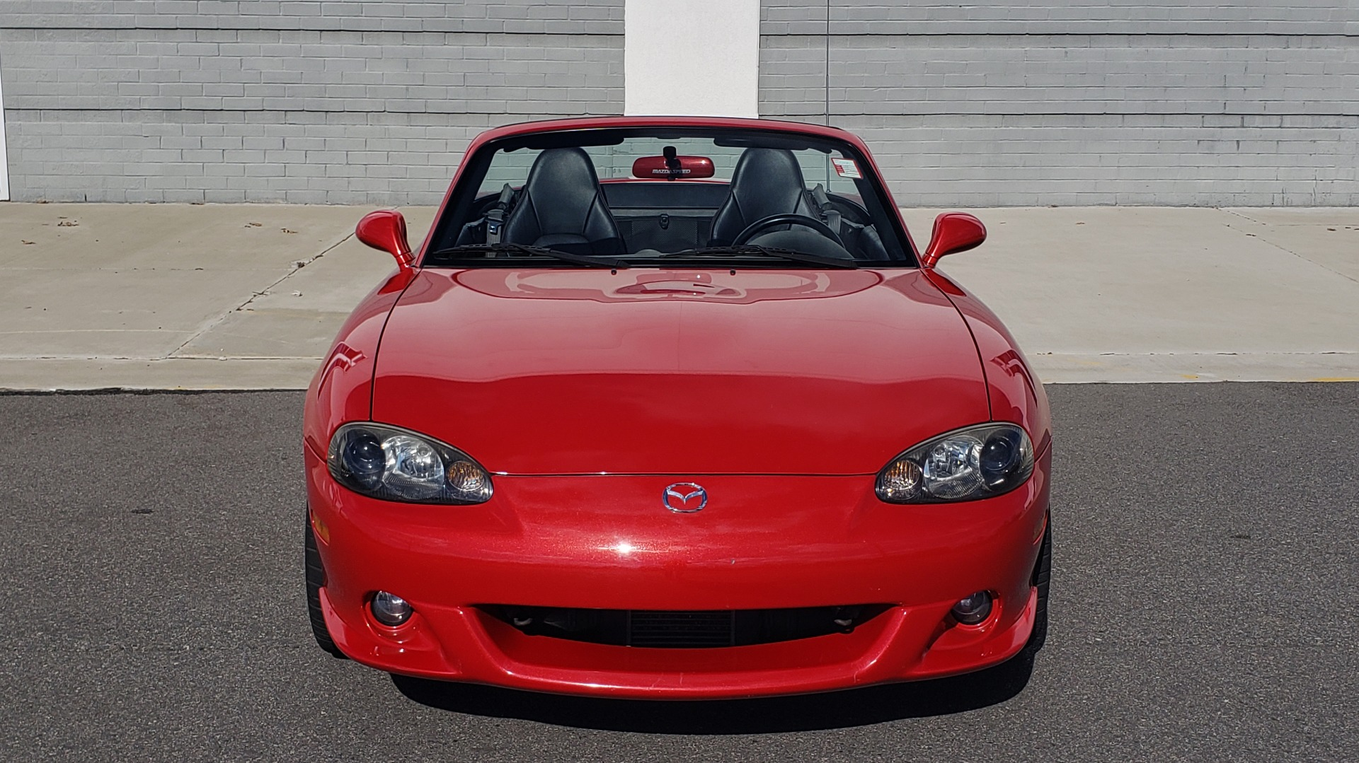 Used 2004 Mazda MX-5 MIATA 2DR CONVERTIBLE MAZDASPEED / GRAND TOURING PKG for sale Sold at Formula Imports in Charlotte NC 28227 61