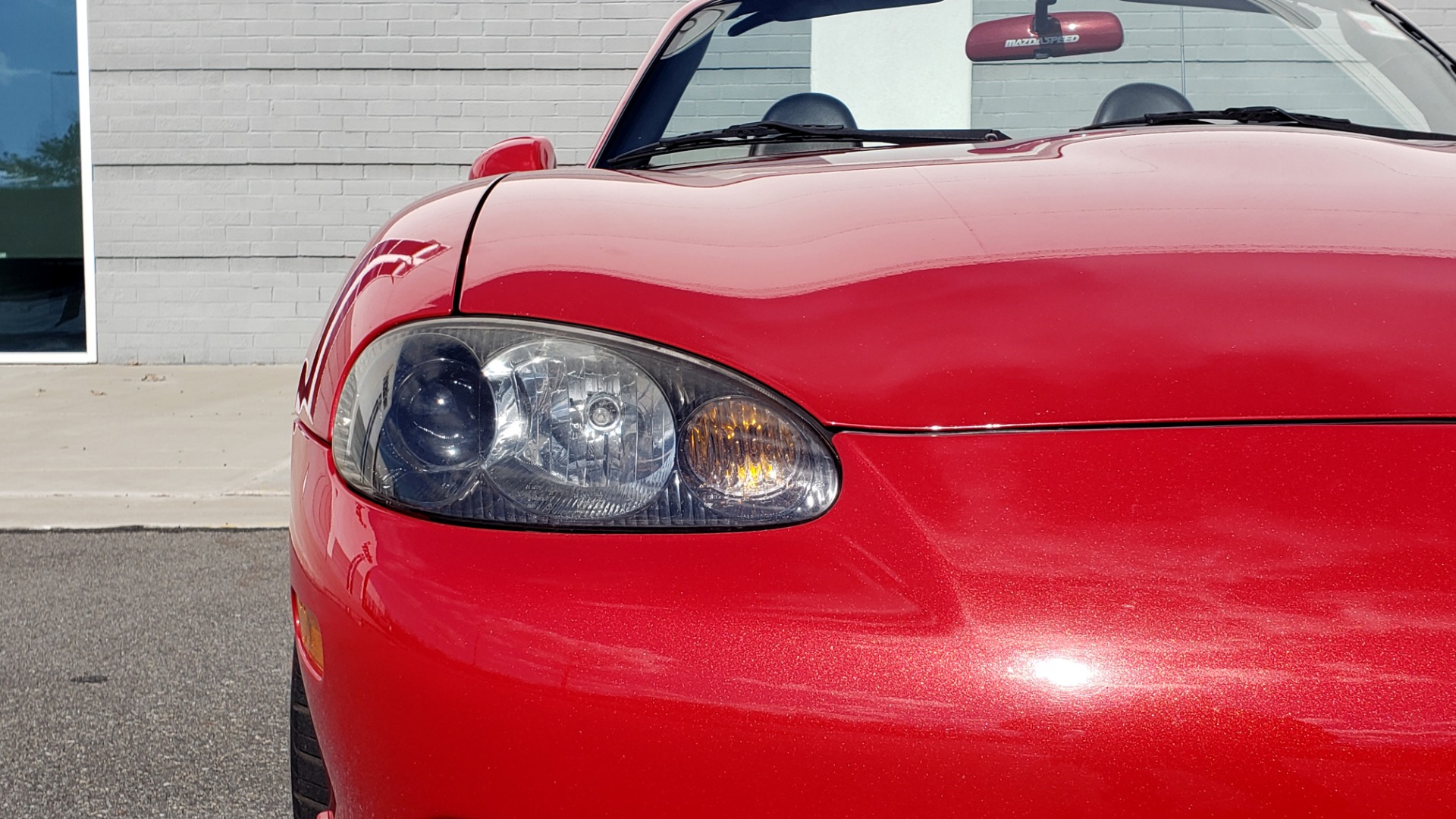 Used 2004 Mazda MX-5 MIATA 2DR CONVERTIBLE MAZDASPEED / GRAND TOURING PKG for sale Sold at Formula Imports in Charlotte NC 28227 62
