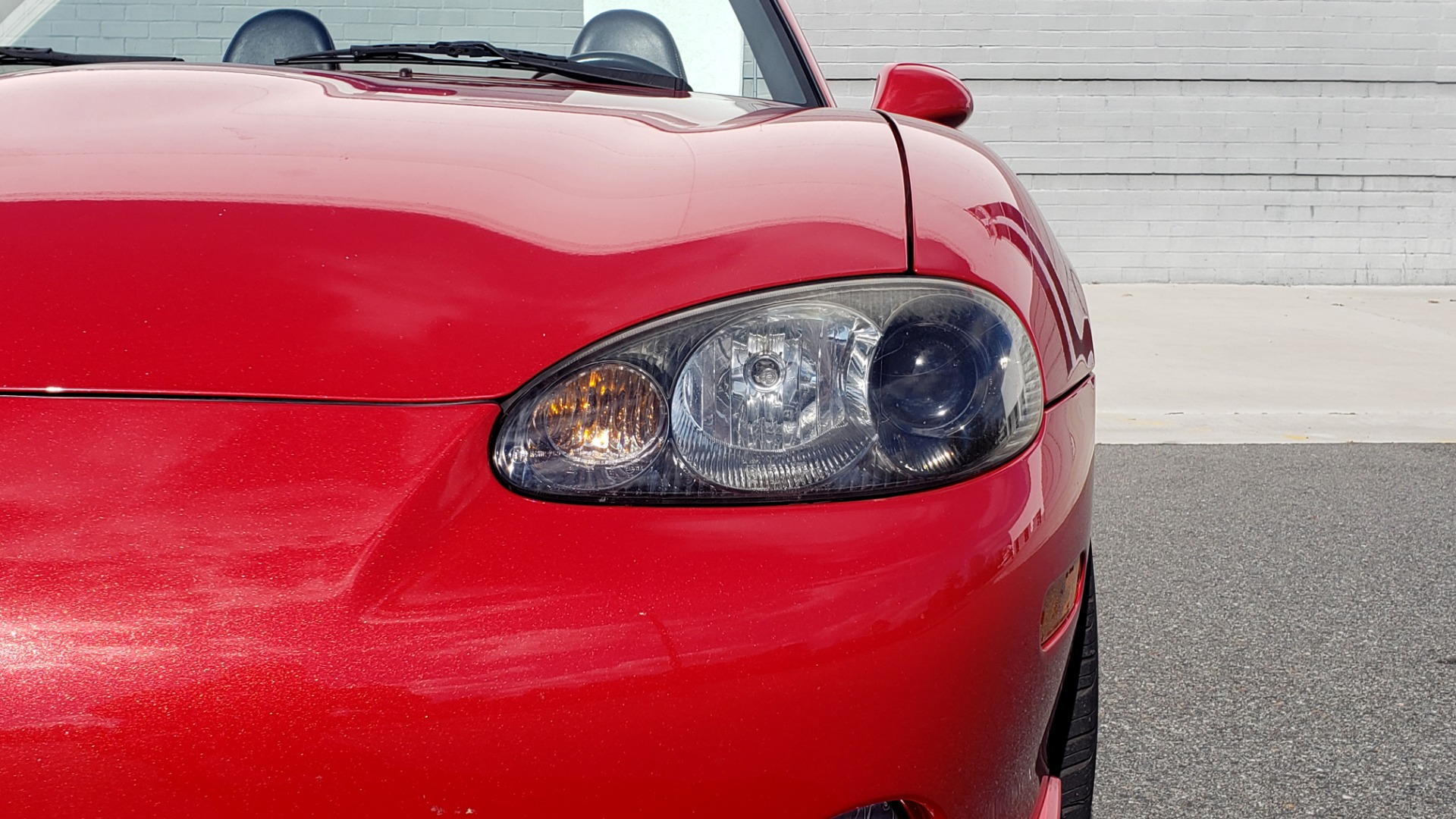 Used 2004 Mazda MX-5 MIATA 2DR CONVERTIBLE MAZDASPEED / GRAND TOURING PKG for sale Sold at Formula Imports in Charlotte NC 28227 63