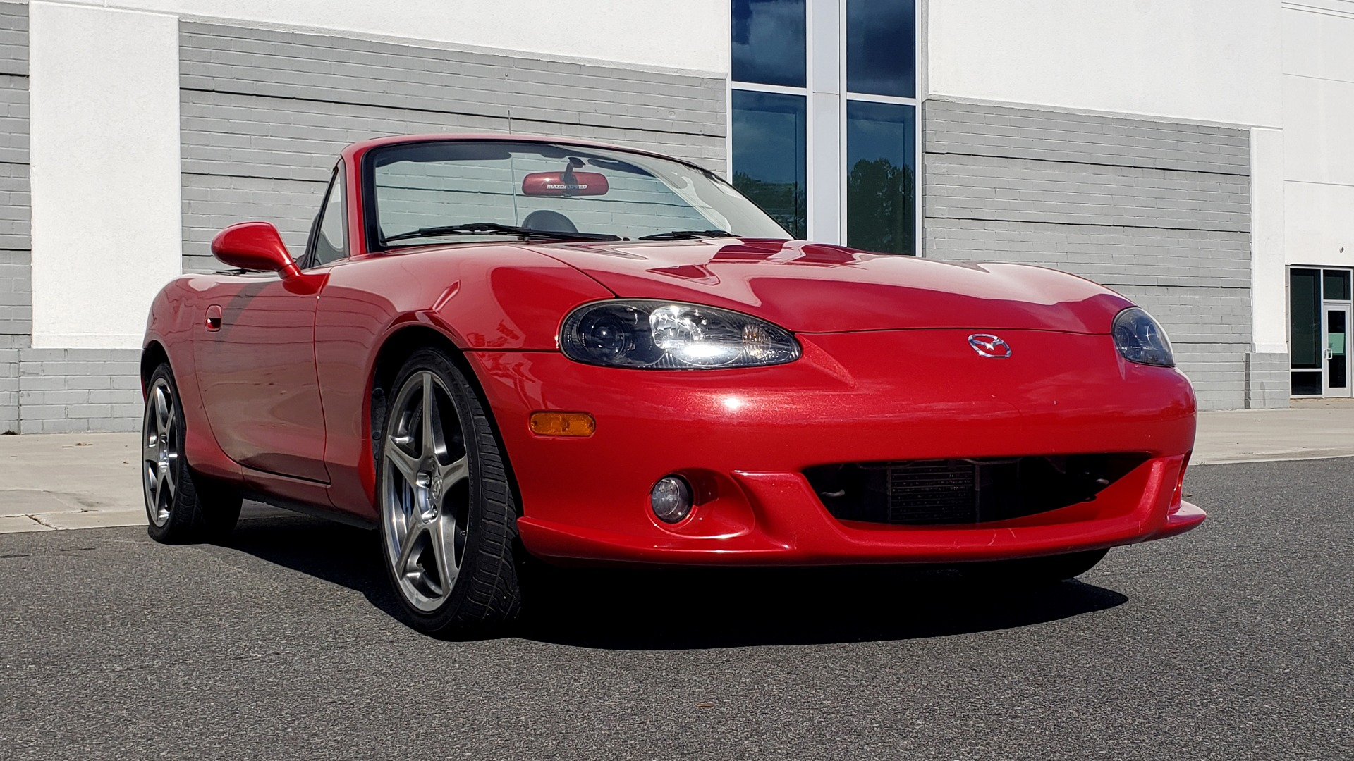 Used 2004 Mazda MX-5 MIATA 2DR CONVERTIBLE MAZDASPEED / GRAND TOURING PKG for sale Sold at Formula Imports in Charlotte NC 28227 64